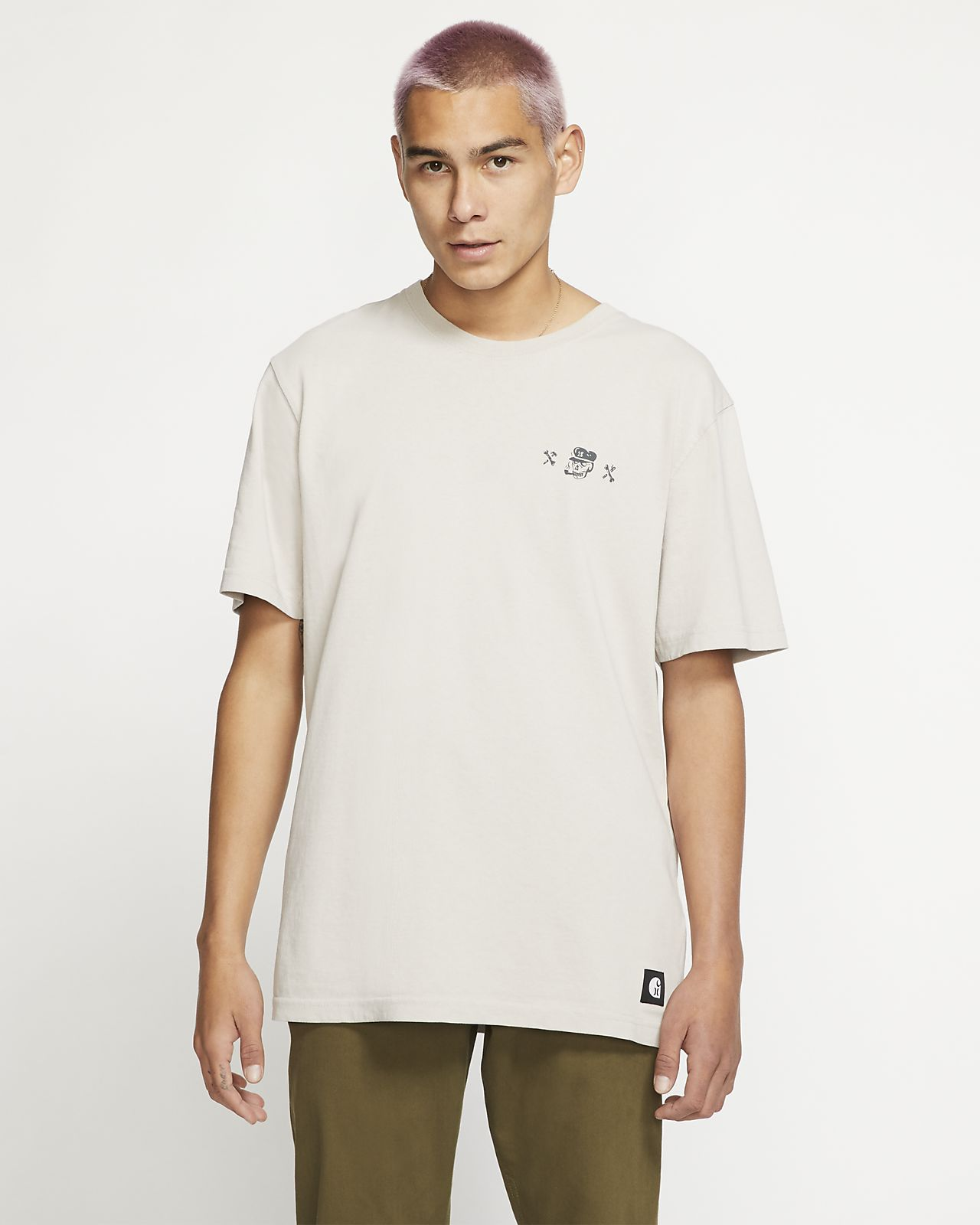 Hurley x Carhartt Handcrafted Men's T-Shirt