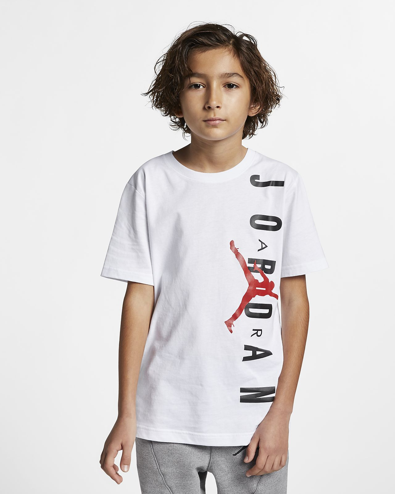 Garçon Jordan Air Be Pour Tee Plus Âgé Shirt Jumpman q5xUXAU