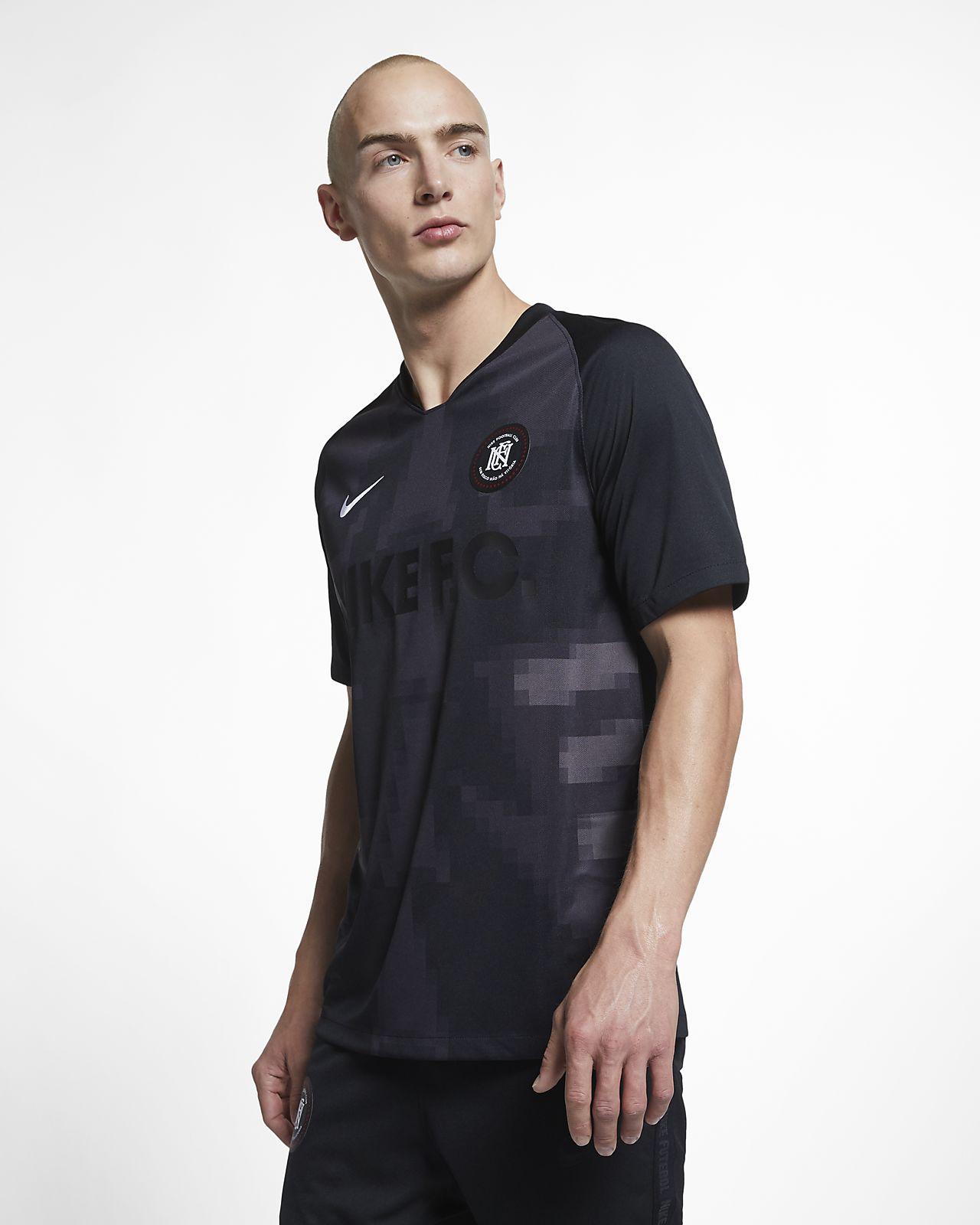 Nike F.C.-fodboldtrøje til mænd