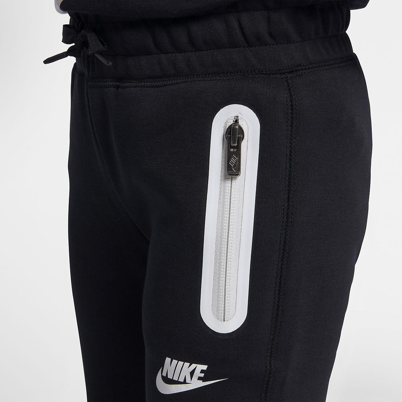b3b22c8a Byxor Nike Sportswear Tech Fleece för barn. Nike.com SE