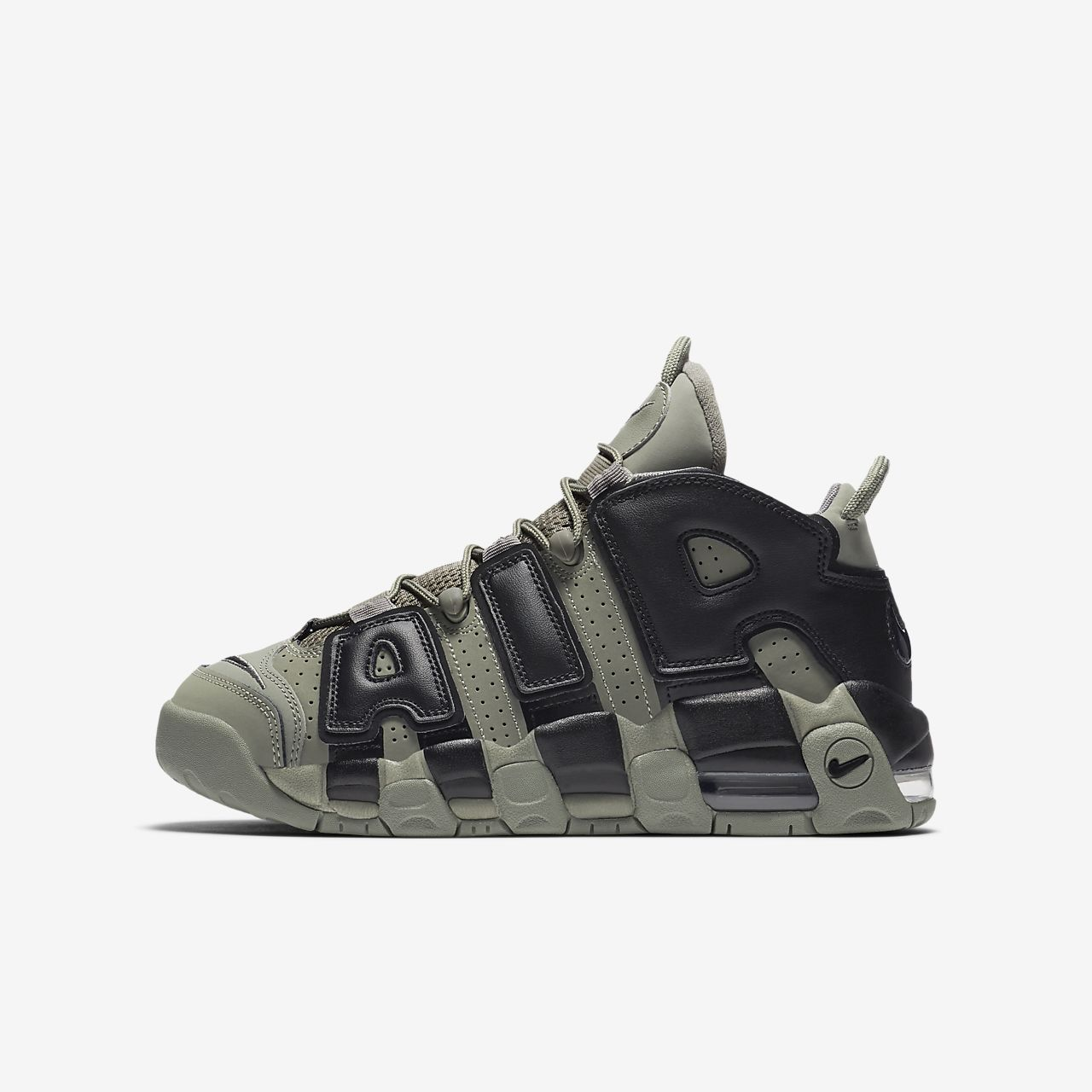 ... Nike Air More Uptempo Big Kids' Shoe