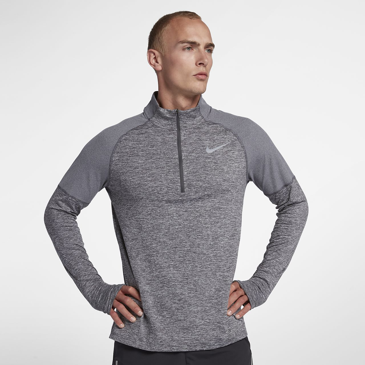 Nike Element Men's 1/2-Zip Running Top