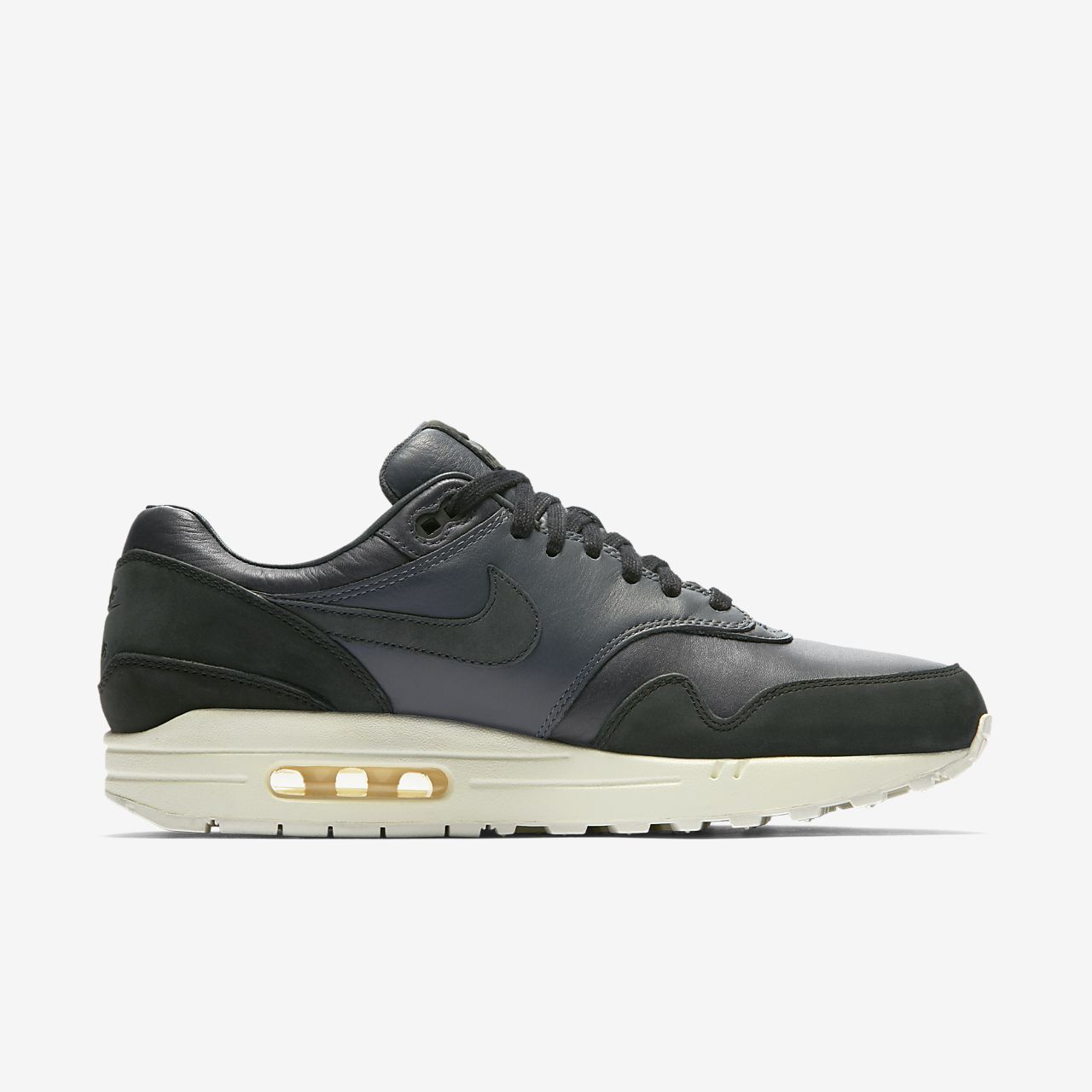 mens nike air max 1 black nz