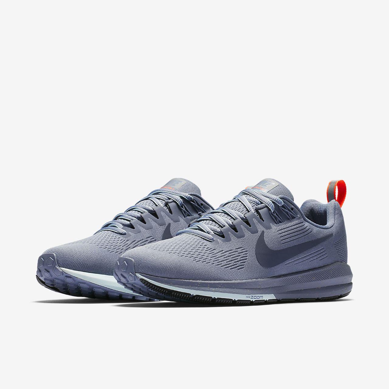 ... Nike Air Zoom Structure 21 Shield Women's Running Shoe