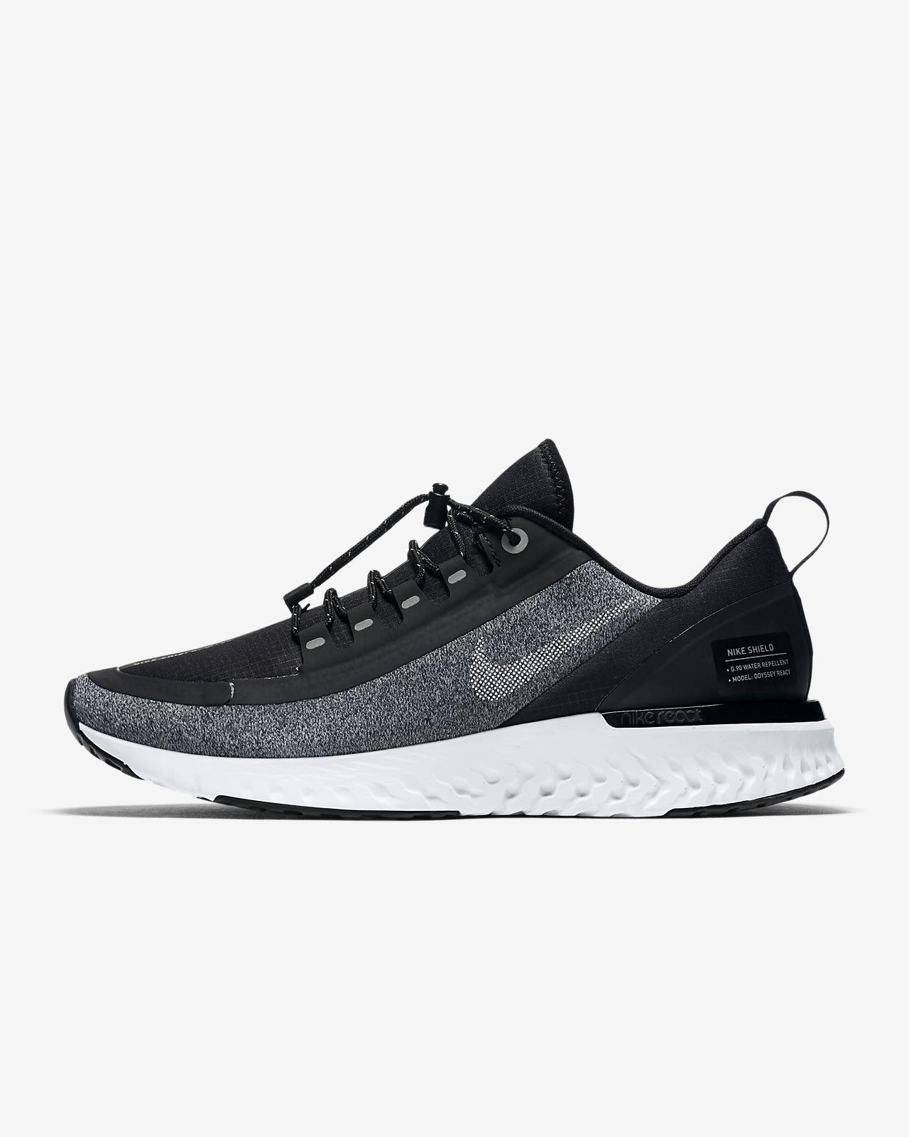 Nike Odyssey React Shield wasserabweisender Damen-Laufschuh