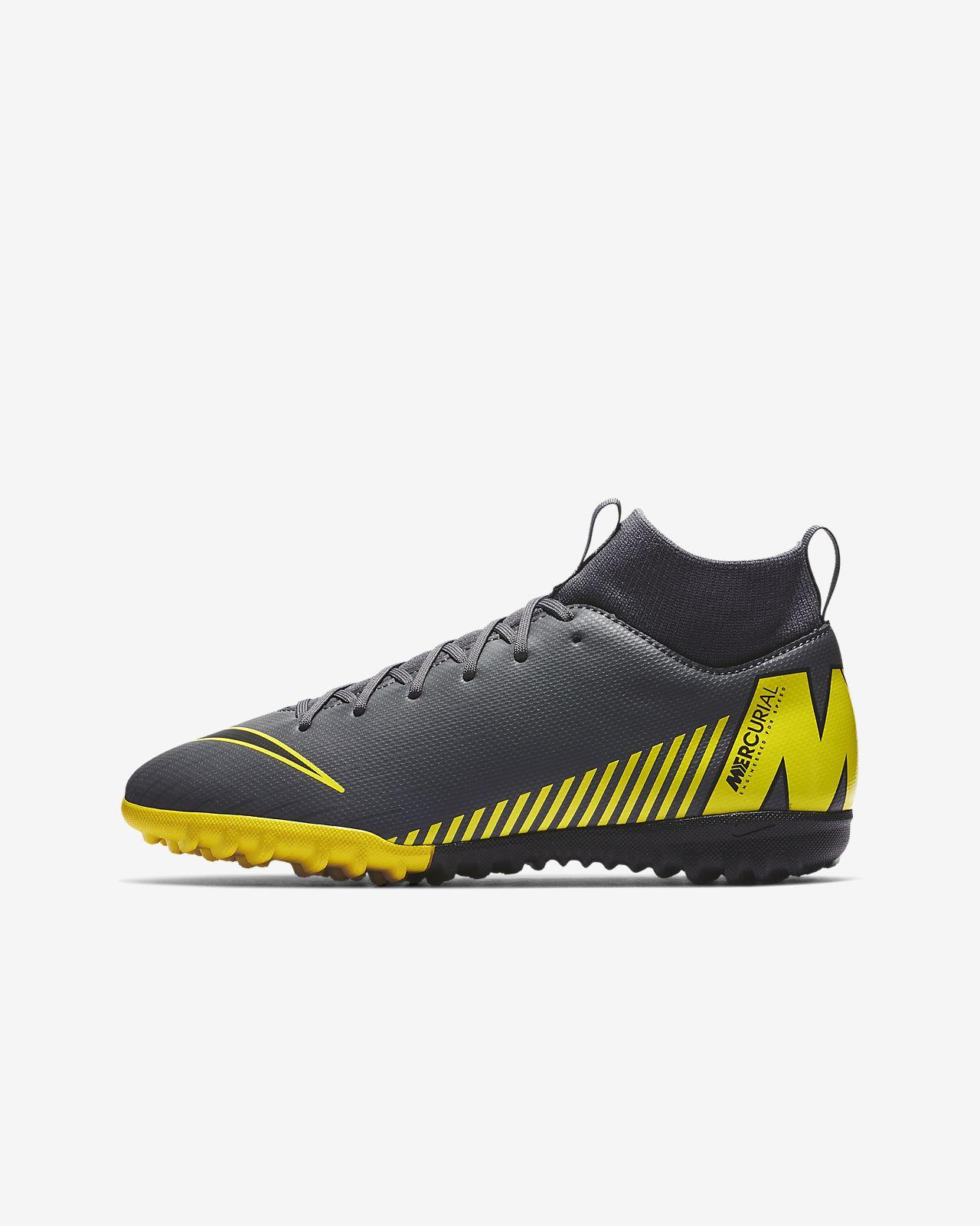 cab47c2322503 ... Nike Jr. SuperflyX 6 Academy TF Botas de fútbol para hierba artificial  o moqueta -