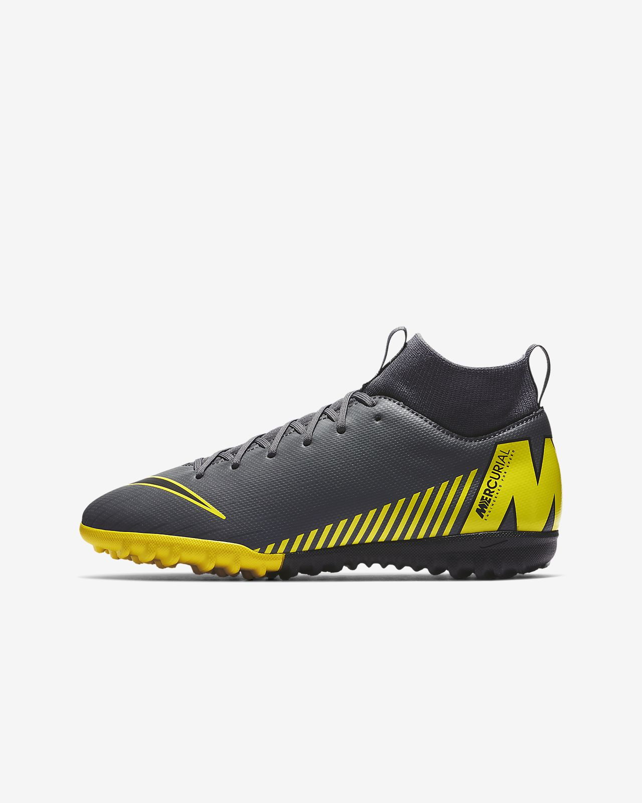 Nike Jr. SuperflyX 6 Academy TF Küçük/Genç Çocuk Halı Saha Kramponu