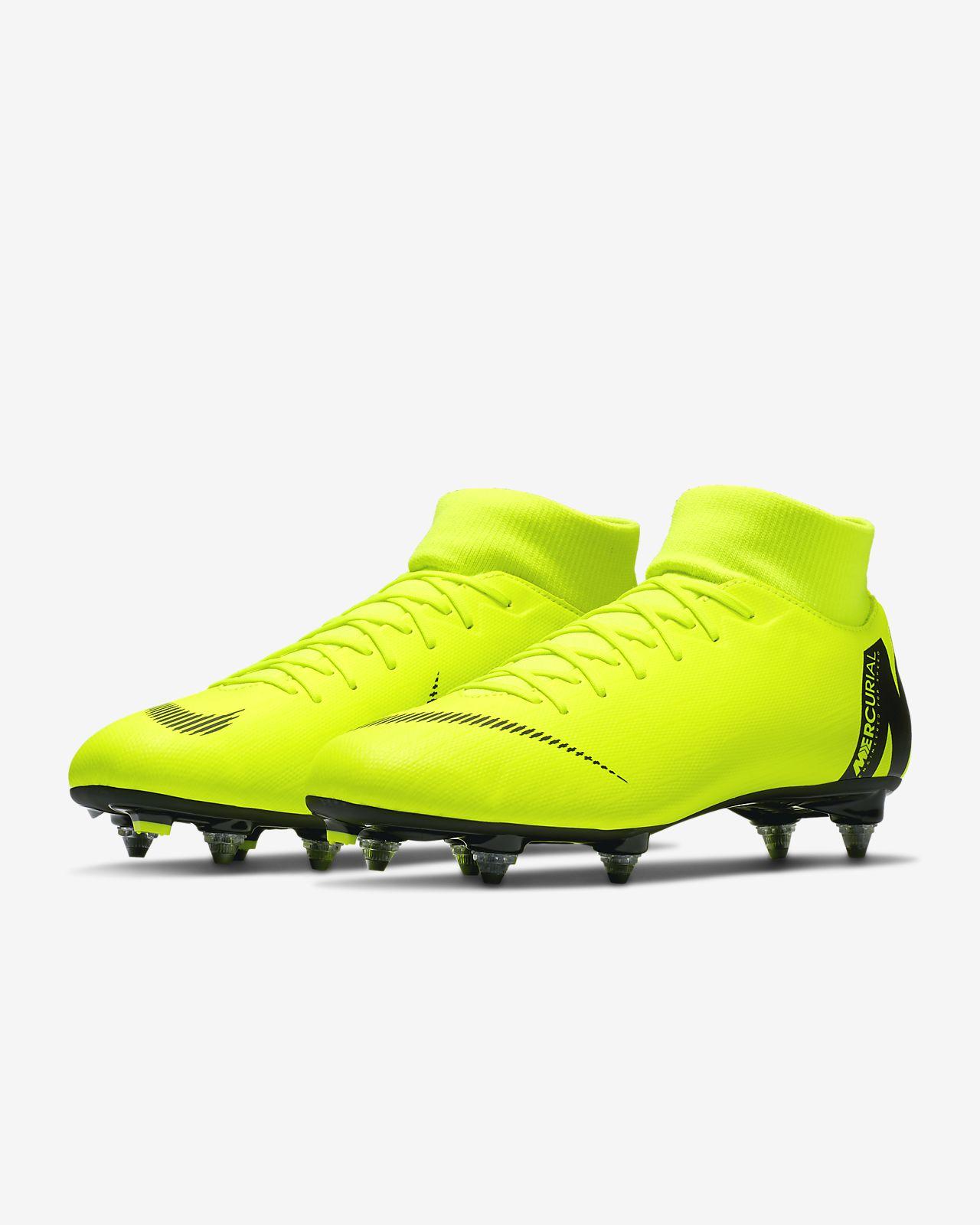 Nike Mercurial Superfly VI Academy SG-PRO Soft-Ground Football Boot ... 706e9277df