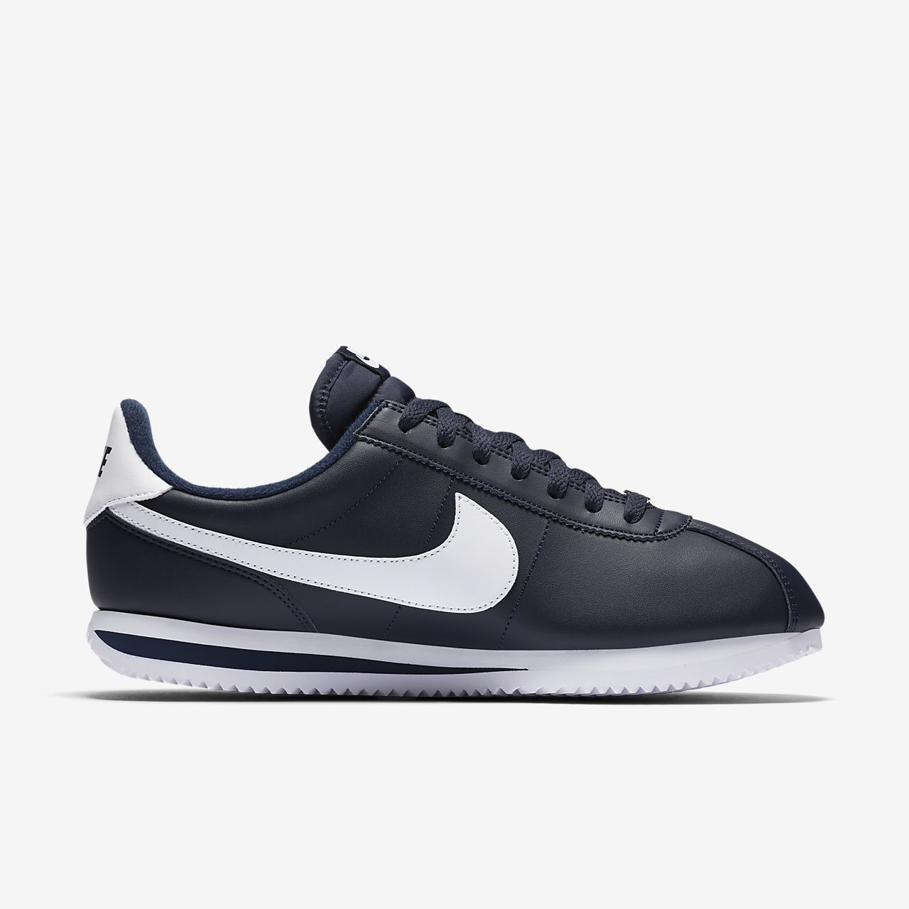 pretty nice 201e8 5bc5f ... cheap nike cortez mens nike cortez basic mens shoe 345cd c96a2