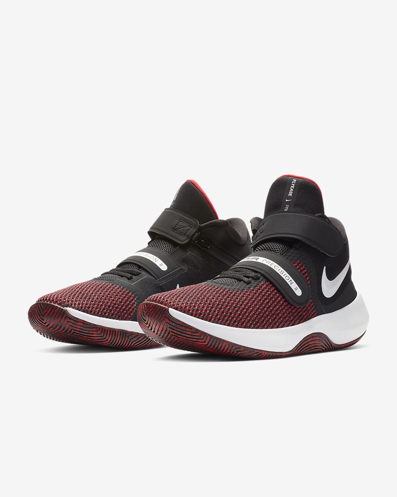 7afc7915410 Nike Air Precision 2 FlyEase Zapatillas de baloncesto - Hombre. Nike ...