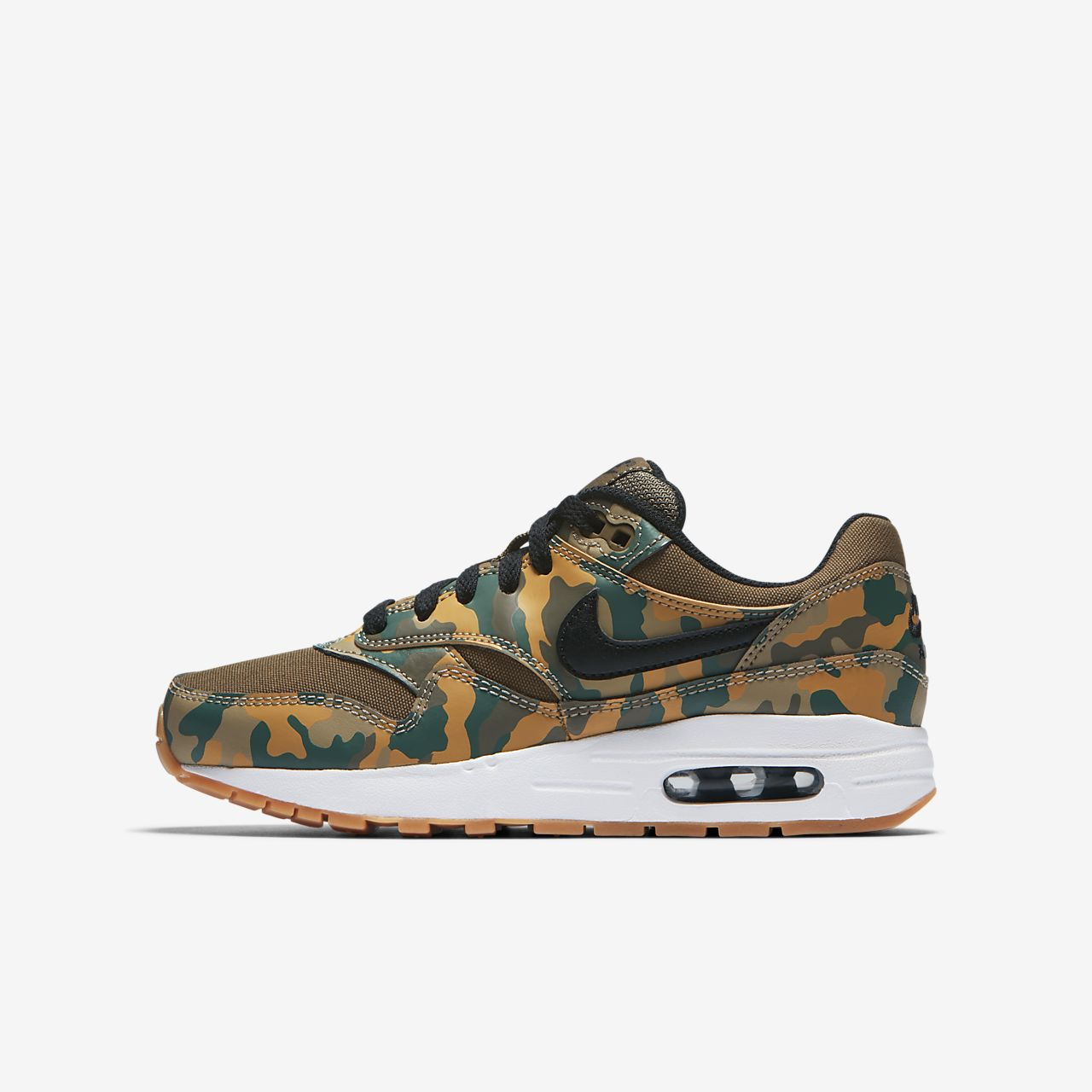 Nike Air Max 1 Print Older Kids' Shoe