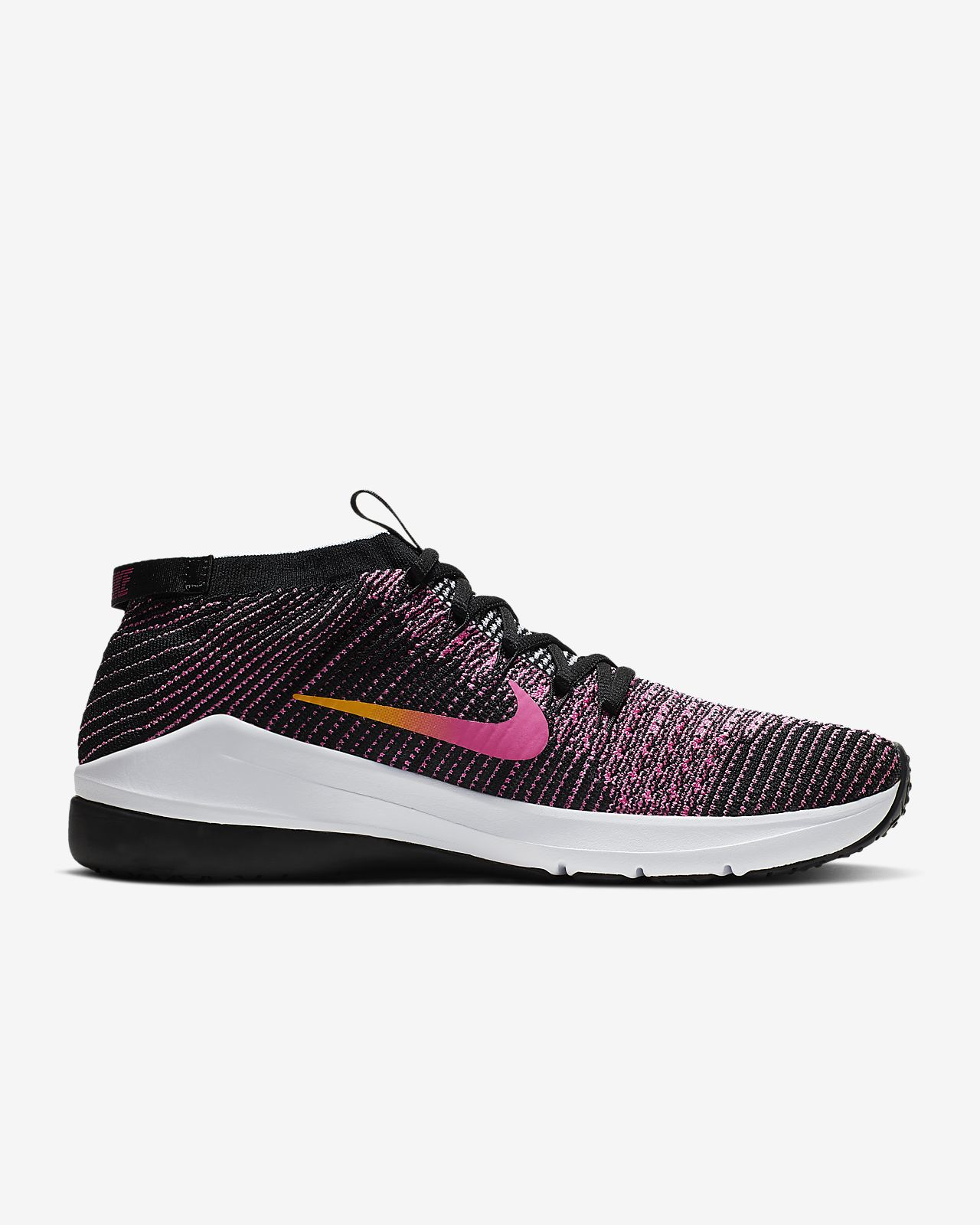 5493f2d7afb8 Nike Air Zoom Fearless Flyknit 2 Women s Gym Training Boxing Shoe ...