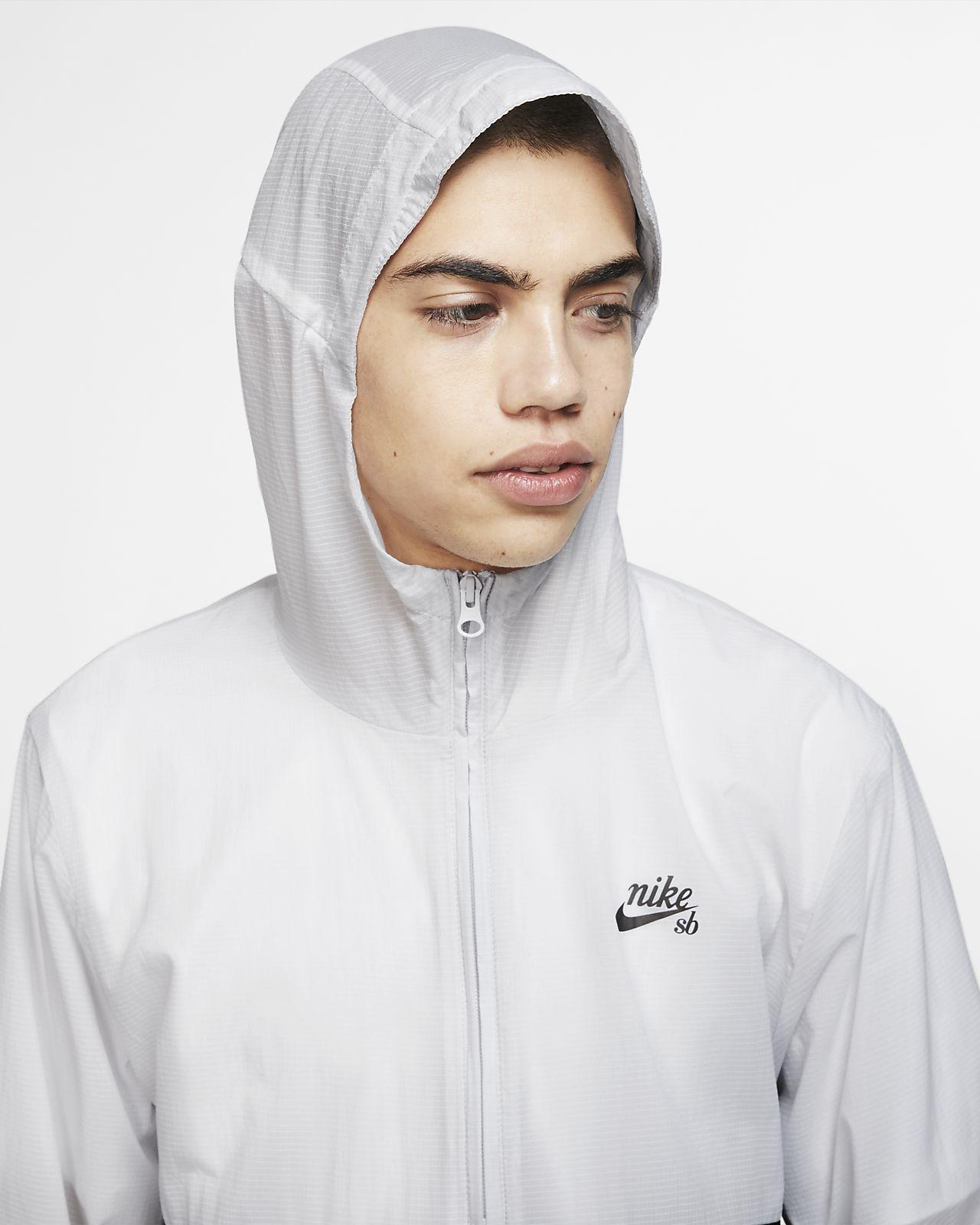 detailing shades of new release Nike SB Skate Anorak Jacket