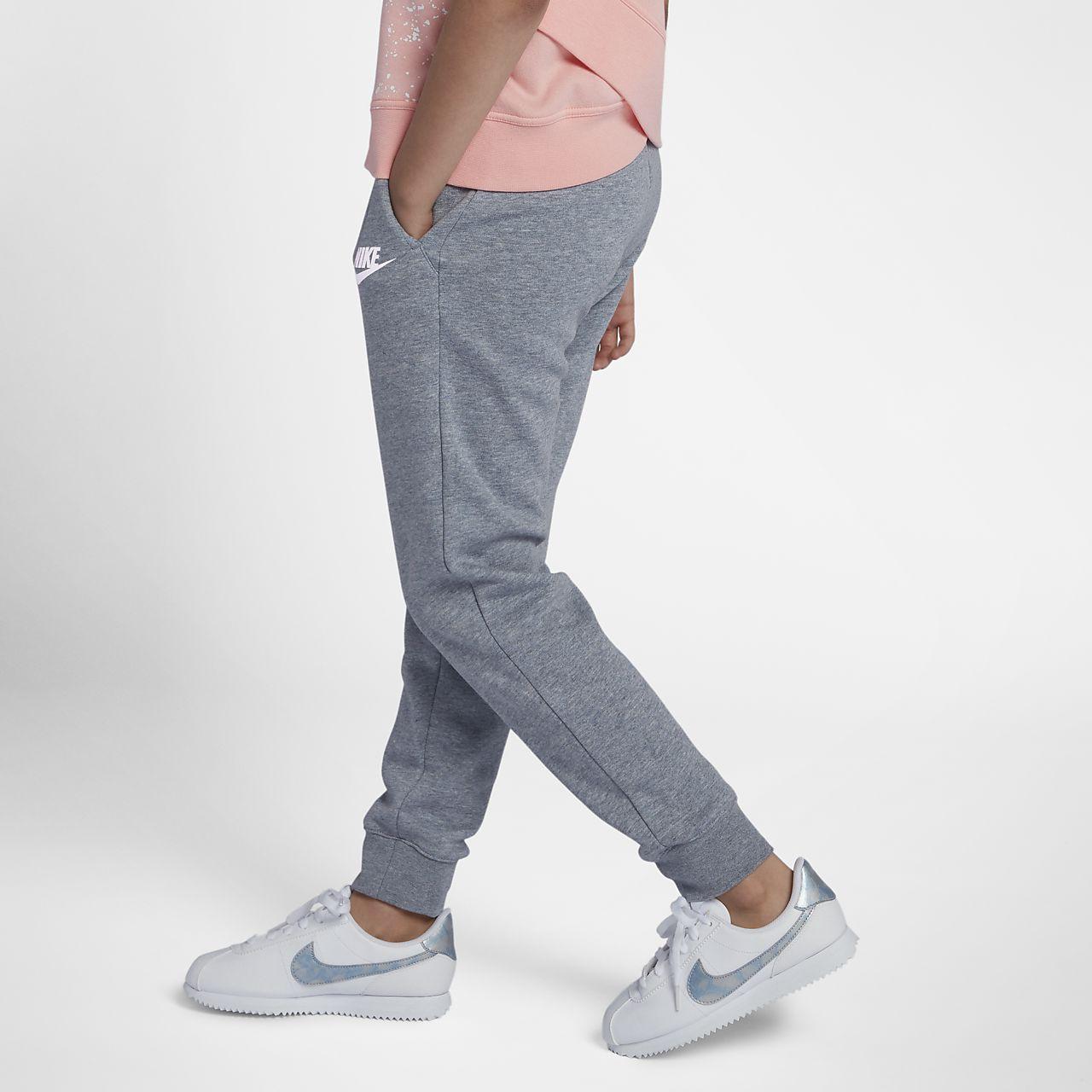 Pantalones para niña talla grande Nike Sportswear. Nike.com MX 0a7176c5c4e1