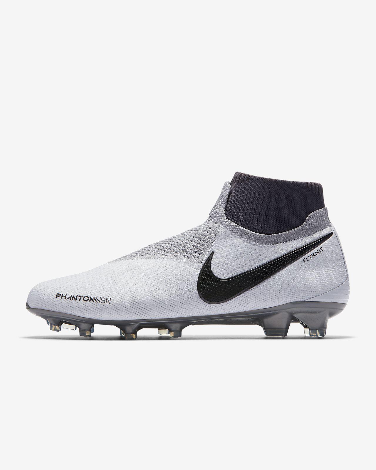 premium selection 25366 1cc70 ... canada chaussure de football à crampons pour terrain sec nike phantom  vision elite dynamic fit 156a7