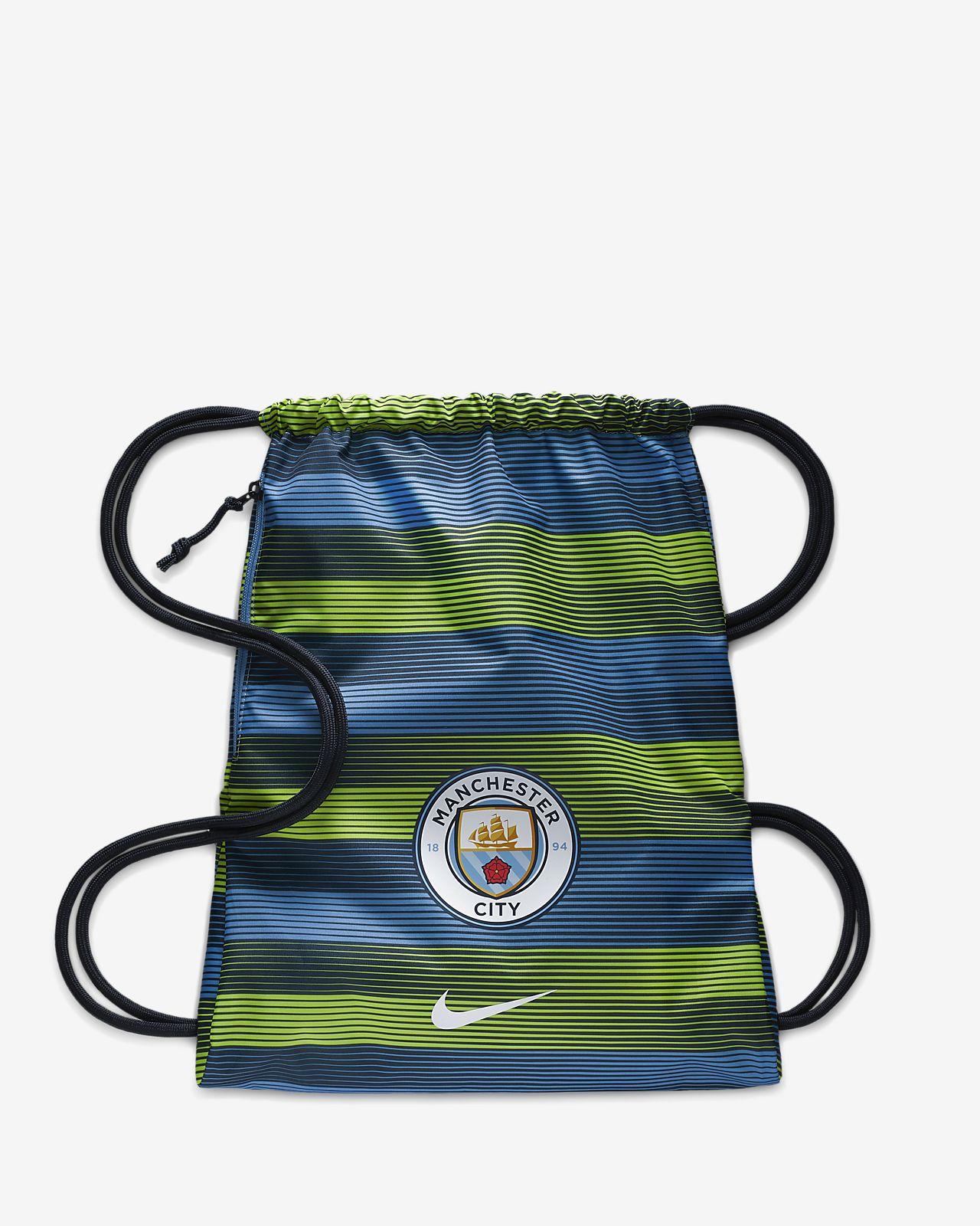 f45f52a0b647 Manchester City FC Stadium Futbol Spor Çantası. Nike.com TR