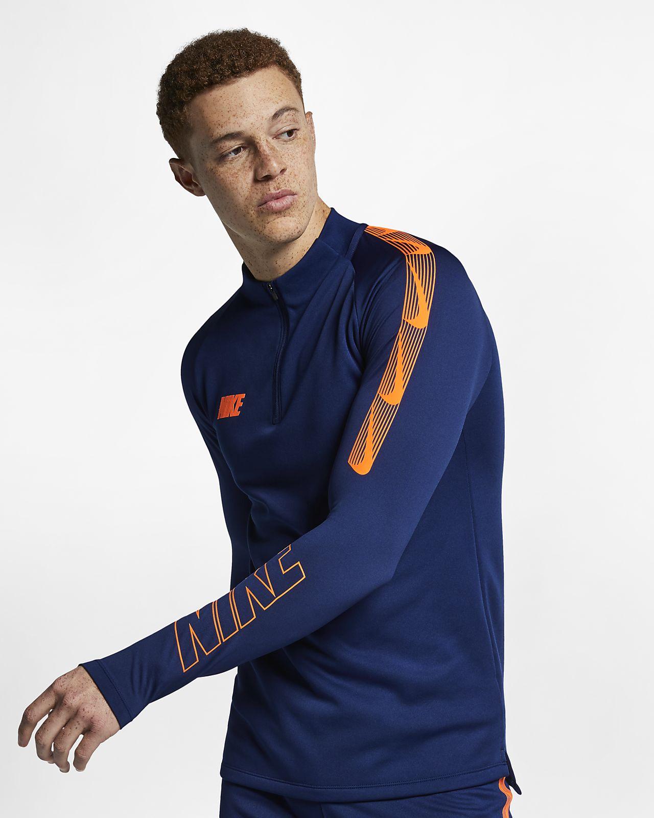 Ανδρική ποδοσφαιρική μπλούζα προπόνησης Nike Dri-FIT Squad