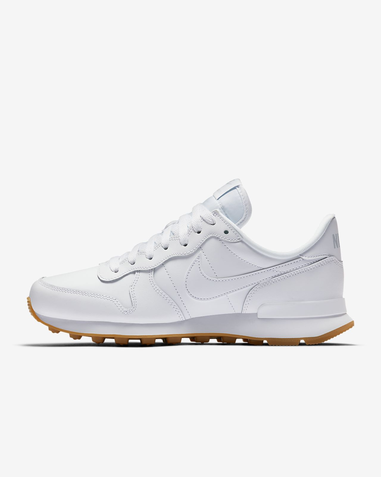 online shop new cheap really cheap nike pale pink internationalist trainers
