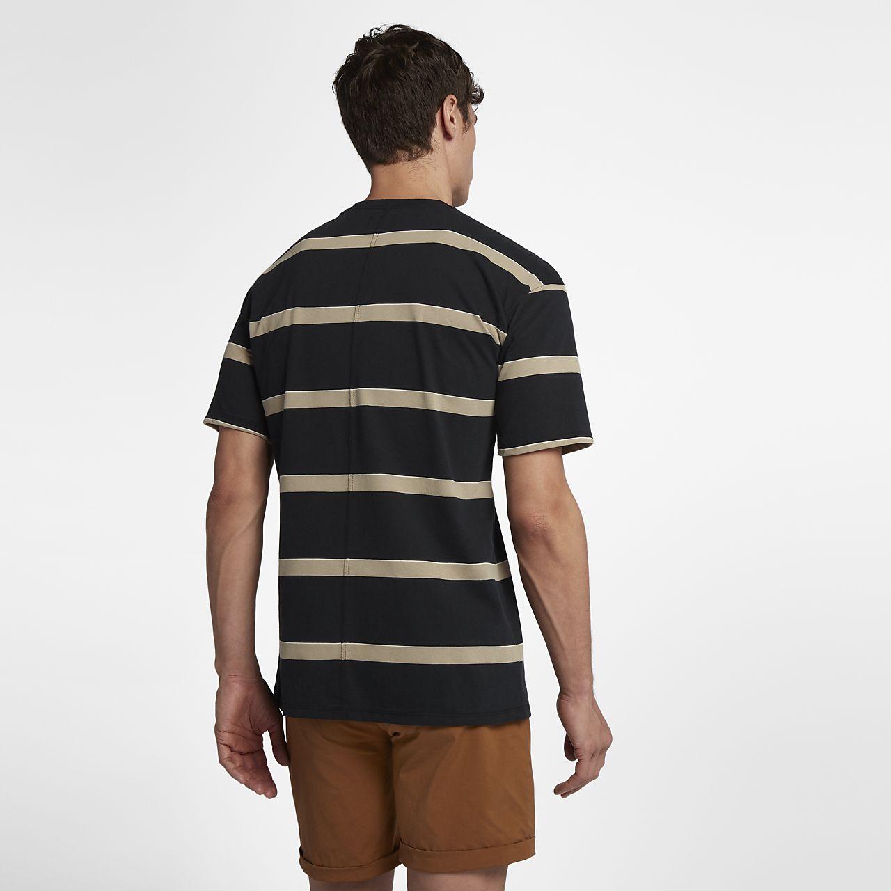 fed25d5b4e45 Hurley Dri-FIT Dunes Crew Men s T-Shirt. Nike.com