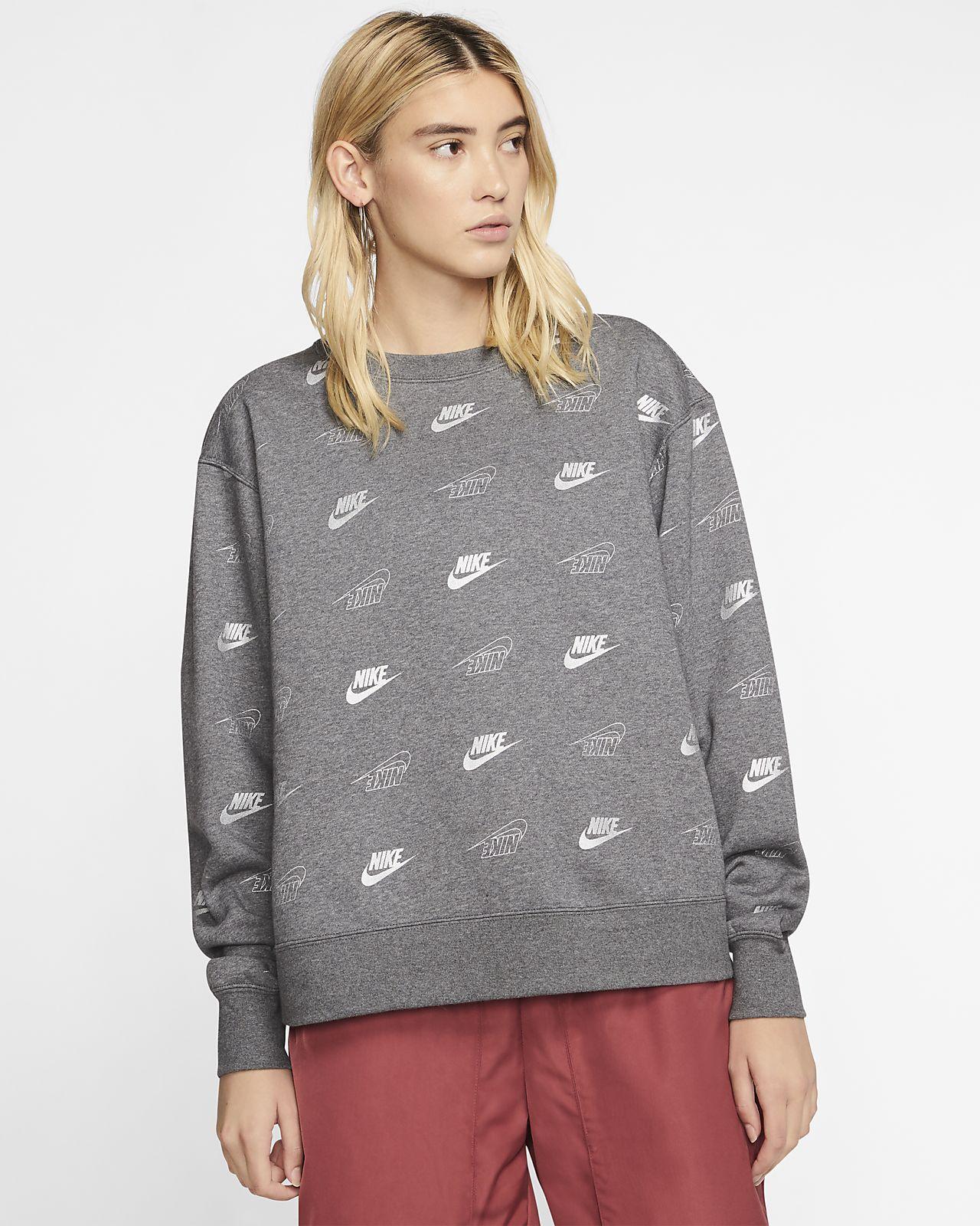 Nike Sportswear Damesshirt met ronde hals