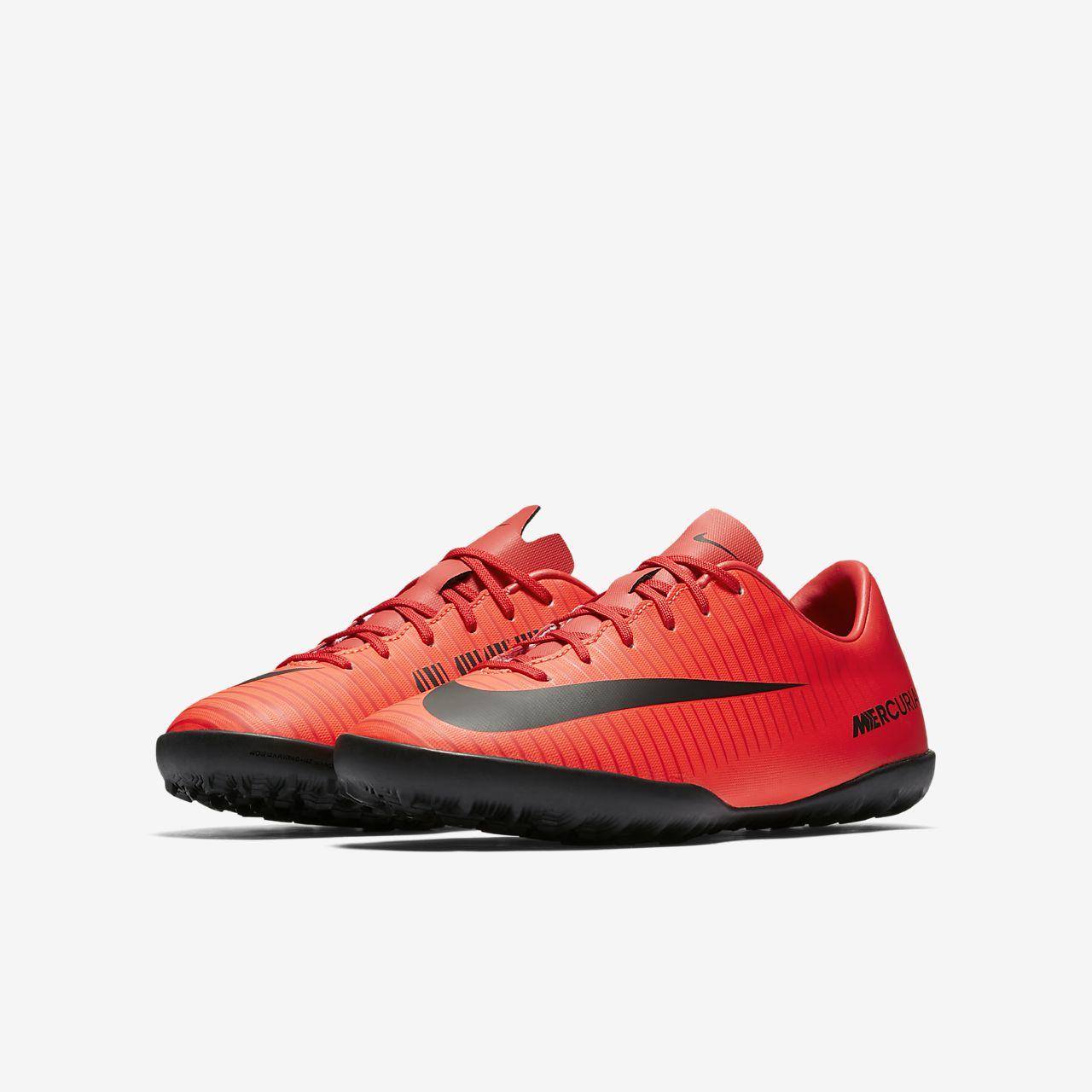 ... Nike Jr. Mercurial Victory VI Younger/Older Kids' Turf Football Shoe