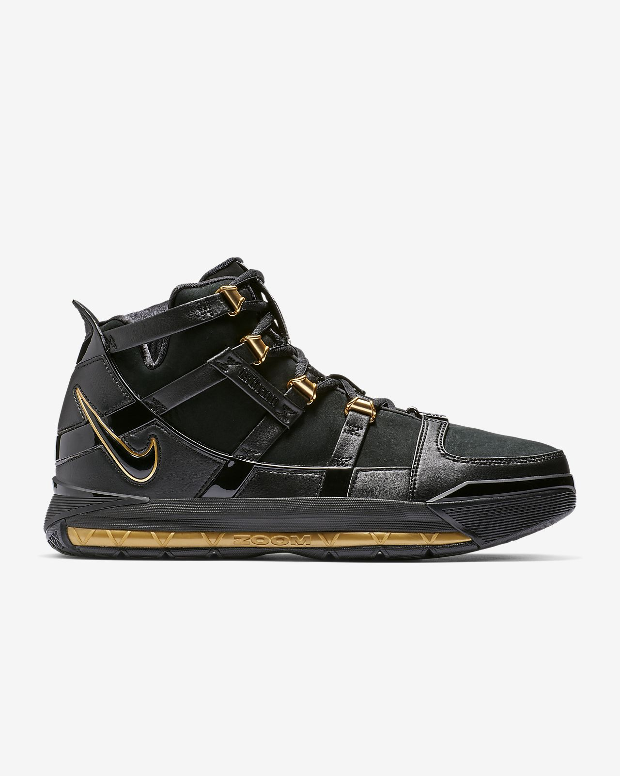 169e721bbc74c Zoom LeBron 3 QS Men s Shoe. Nike.com IN
