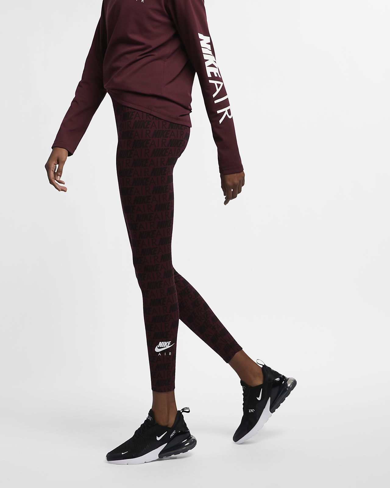 5ef1a689c511c Low Resolution Nike Air Women's Printed Leggings Nike Air Women's Printed  Leggings
