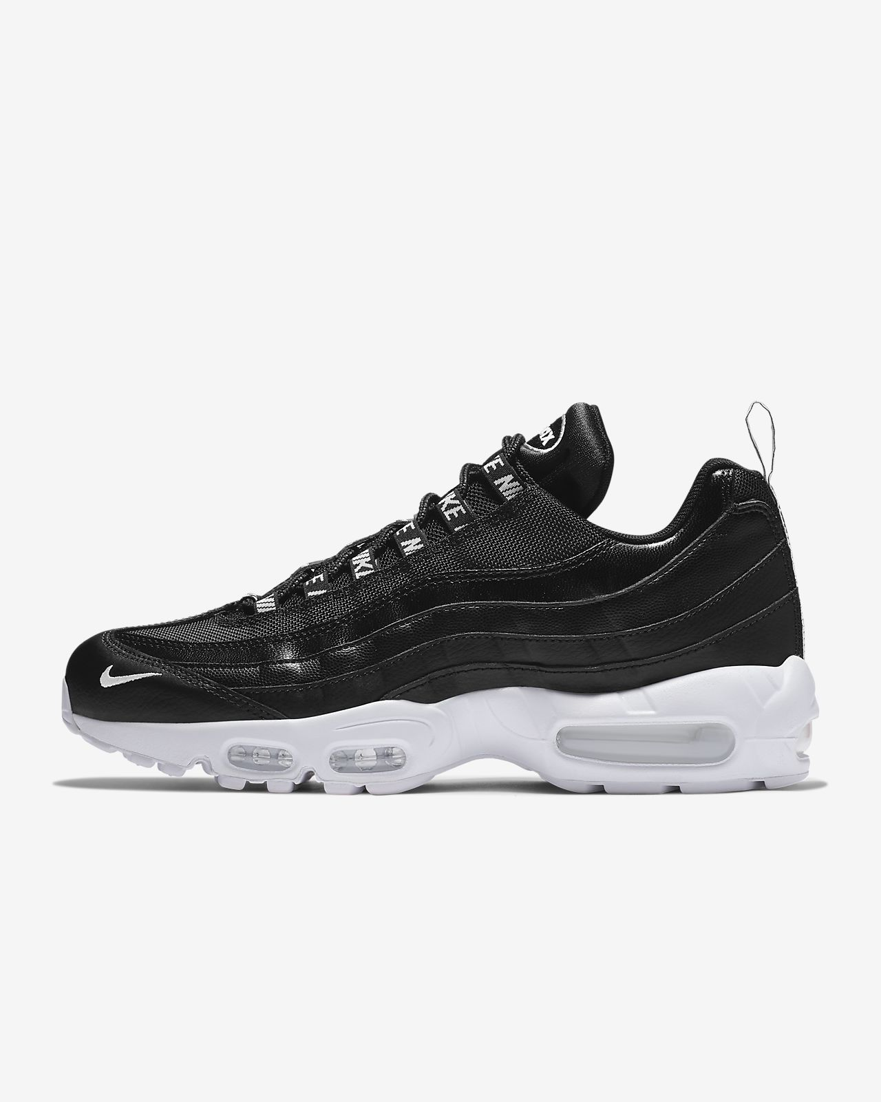 buy online 2954f 443ba Nike Air Max 95 Premium Men's Shoe