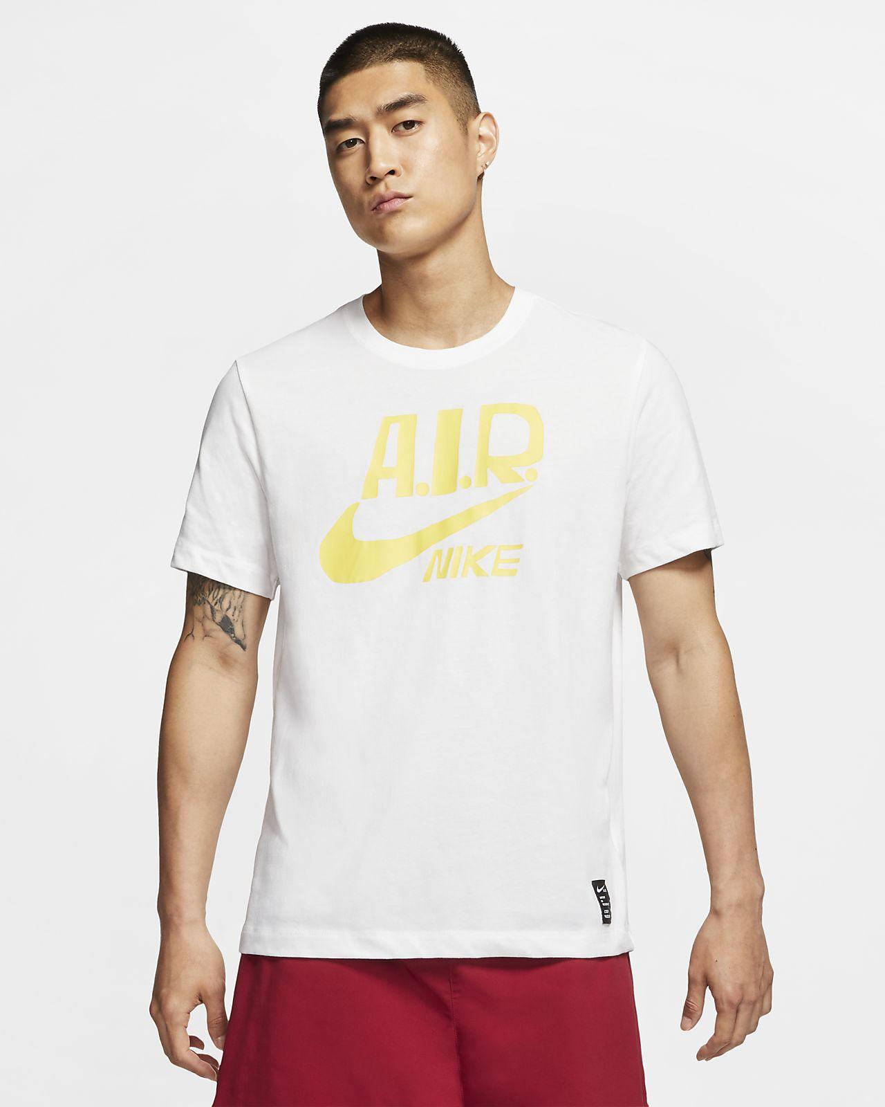 Ανδρικό T-Shirt για τρέξιμο Nike Dri-FIT A.I.R. Cody Hudson