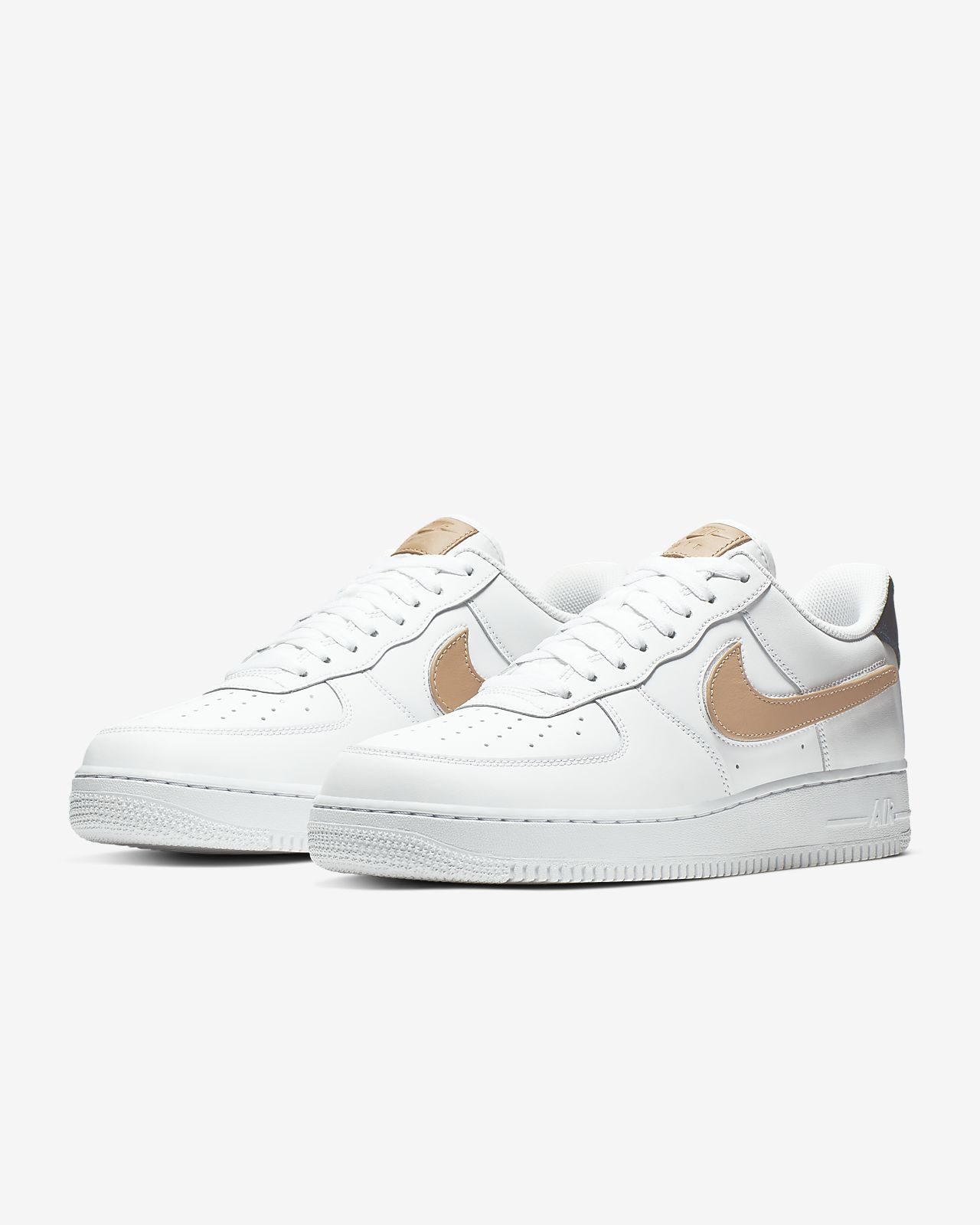 Nike Air Force 1 '07 LV8 3 Removable Swoosh Men's Shoe