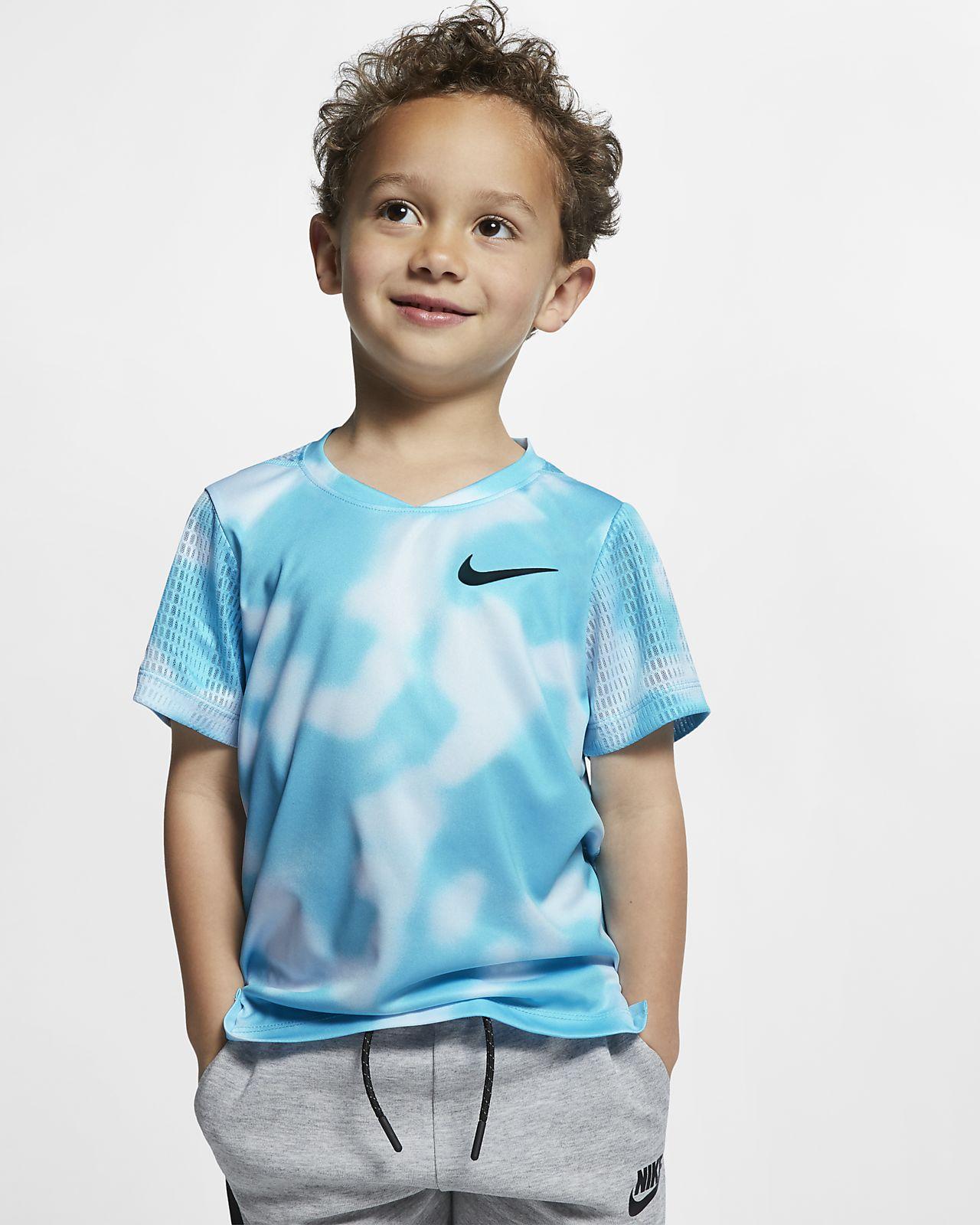 Top Nike Dri-FIT pro malé děti