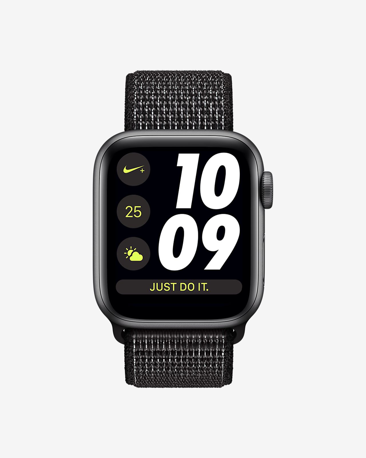 Apple Watch Nike+ Series 4 (GPS) with Nike Sport Loop 40mm Sport Watch