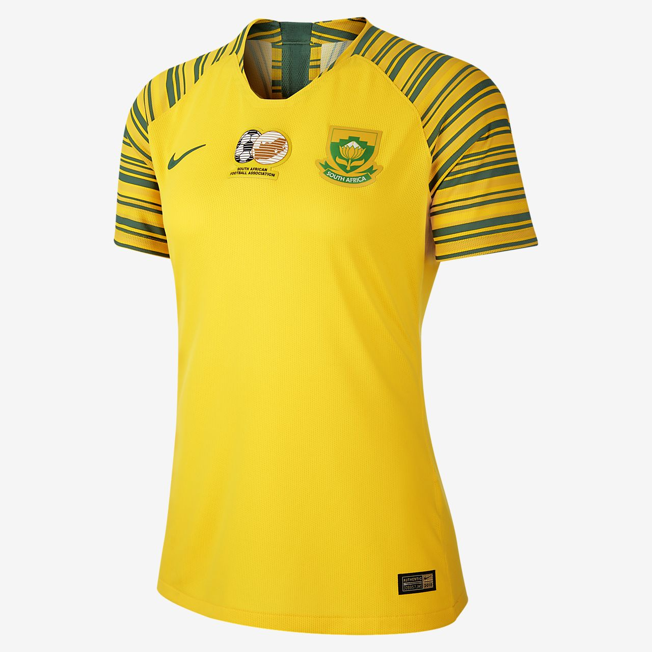 South Africa 2019 Home Women's Football Shirt