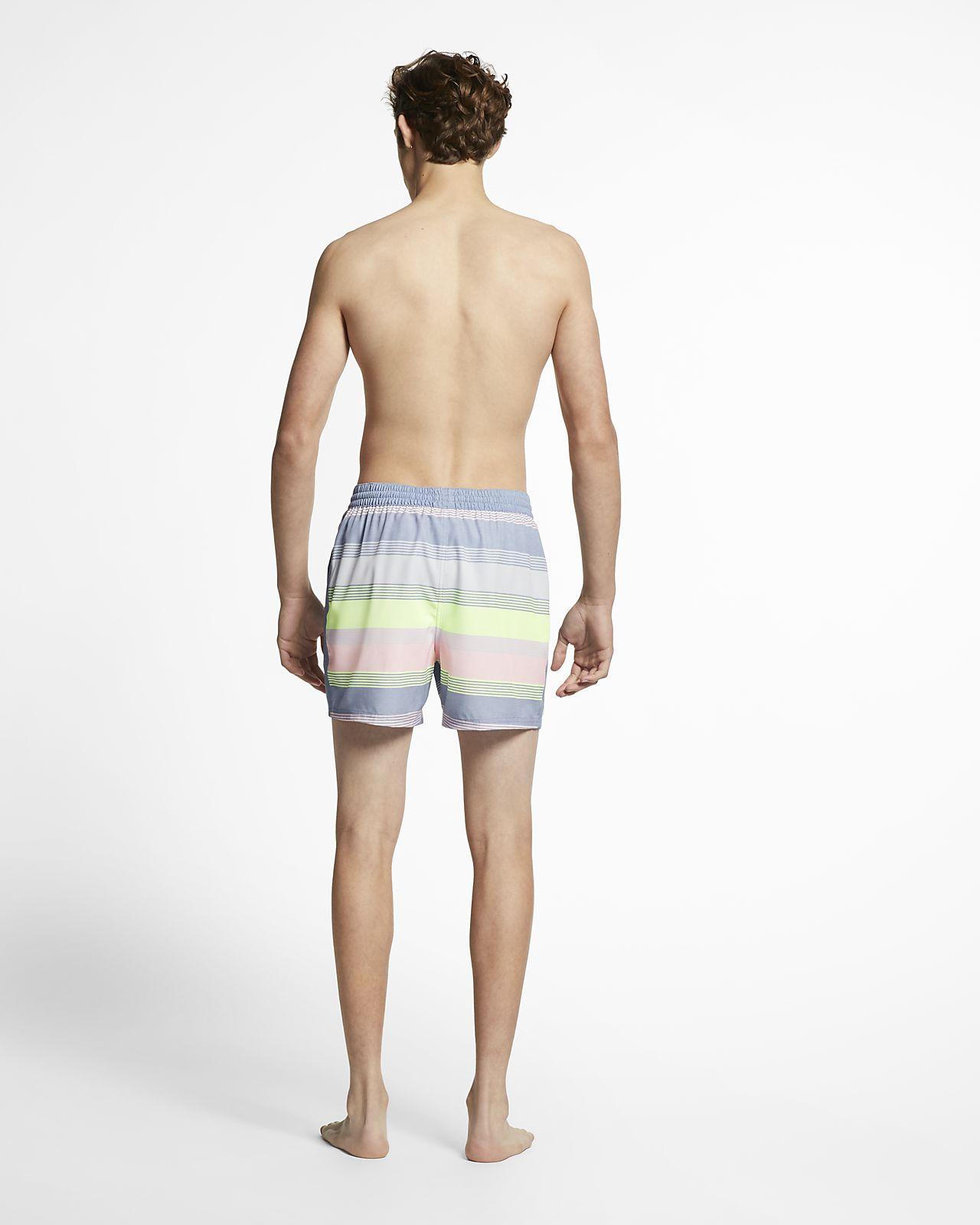 4458c72fbb6f Swimming Trunks Nike Linen Racer Men s 13cm (approx.) Swimming Trunks