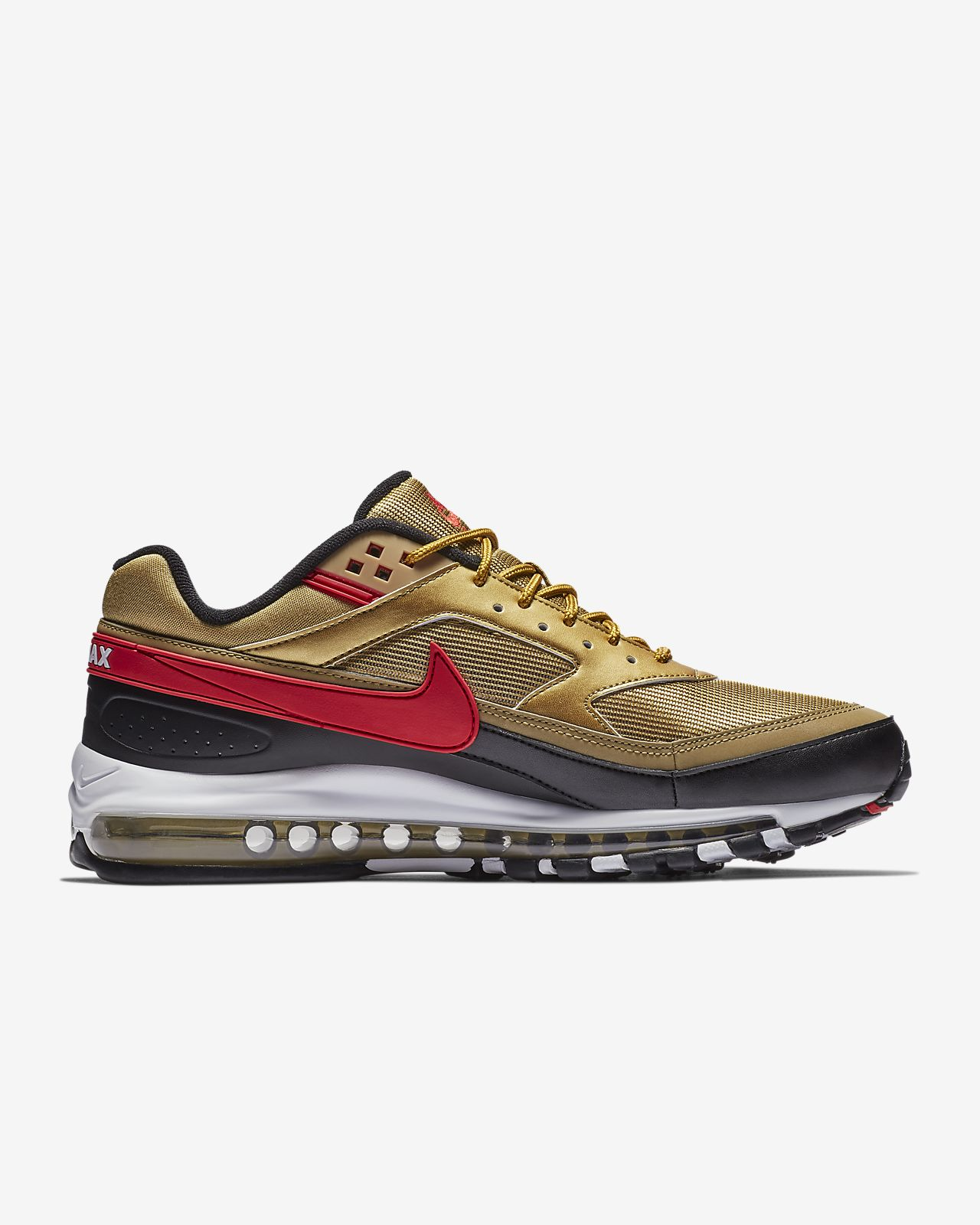 new product 72346 dcce3 Nike Air Max 97/BW Herrenschuh. Nike.com AT