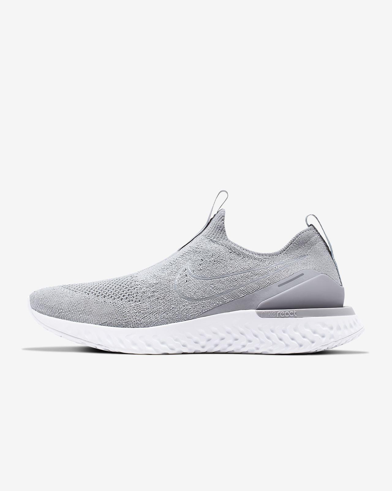Nike Epic Phantom React Flyknit Zapatillas de running - Hombre