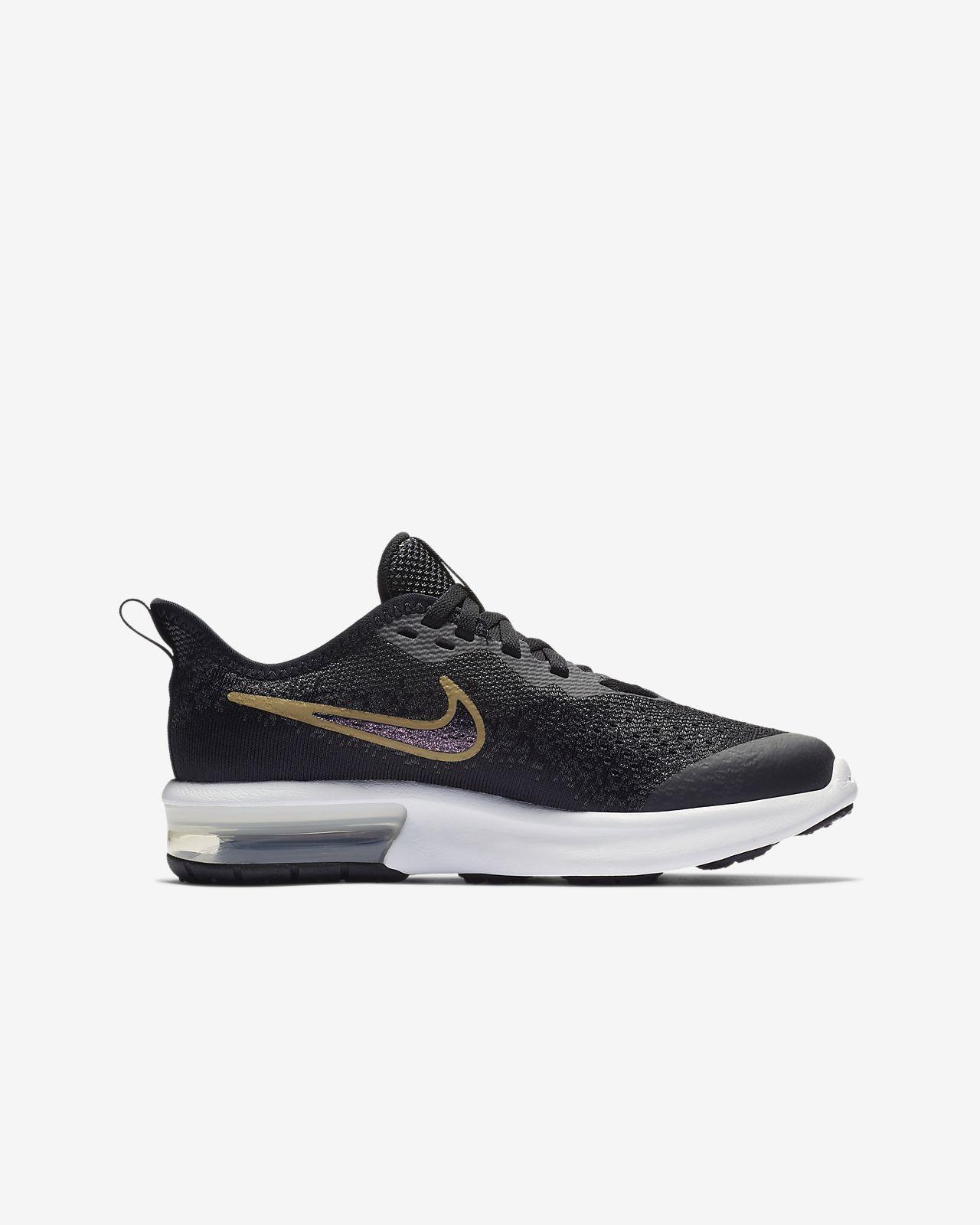 e4dac347dd62c Nike Air Max Sequent 4 Shield Older Kids  Shoe. Nike.com BE
