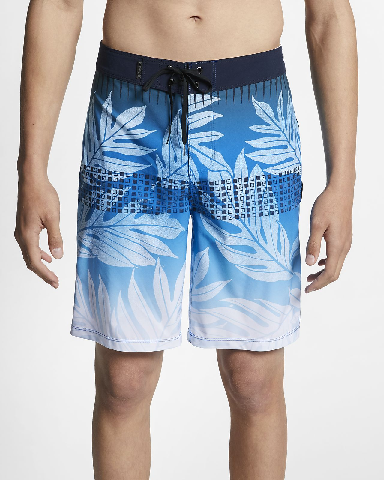 "Hurley Phantom Sig Zane Moorea  Men's 20"" Board Shorts"