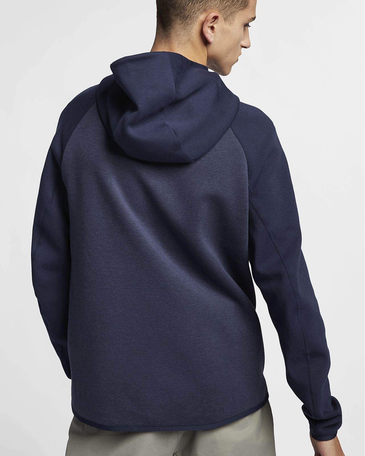 online retailer 6619f 423e9 ... Nike Sportswear Tech Fleece Men s Full-Zip Hoodie