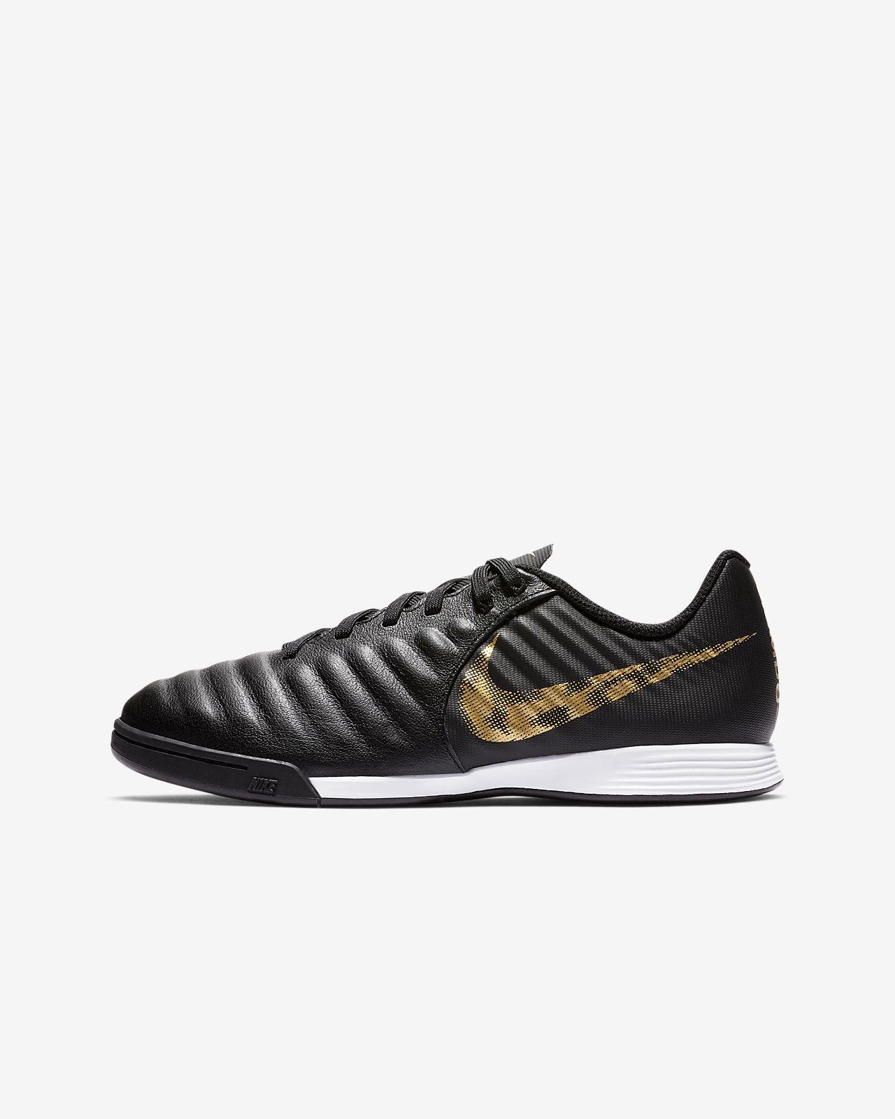 buy online e7c75 99e1c ... Nike Jr. Tiempo LegendX VII Academy IC Fußballschuh für Hallen- und  Hartplätze für jüngere