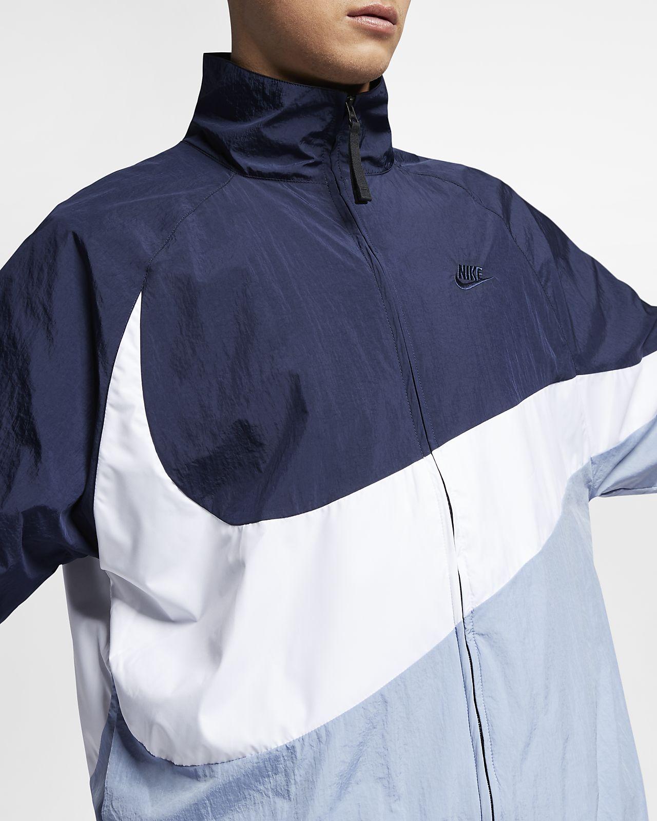 Nike Sportswear 'Swoosh' Woven Windbreaker