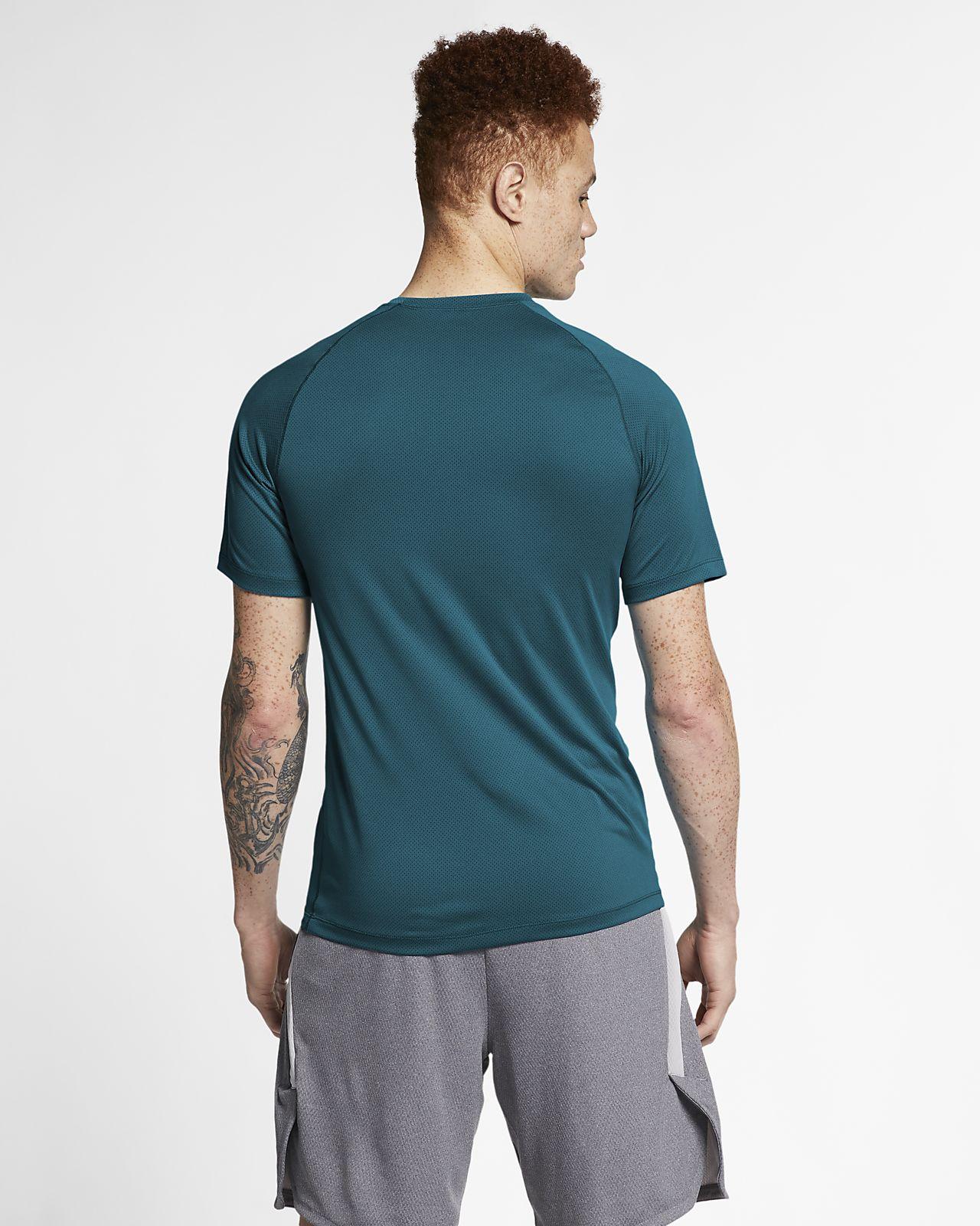 6416f907277f0 Maglia a manica corta Nike Pro - Uomo. Nike.com IT