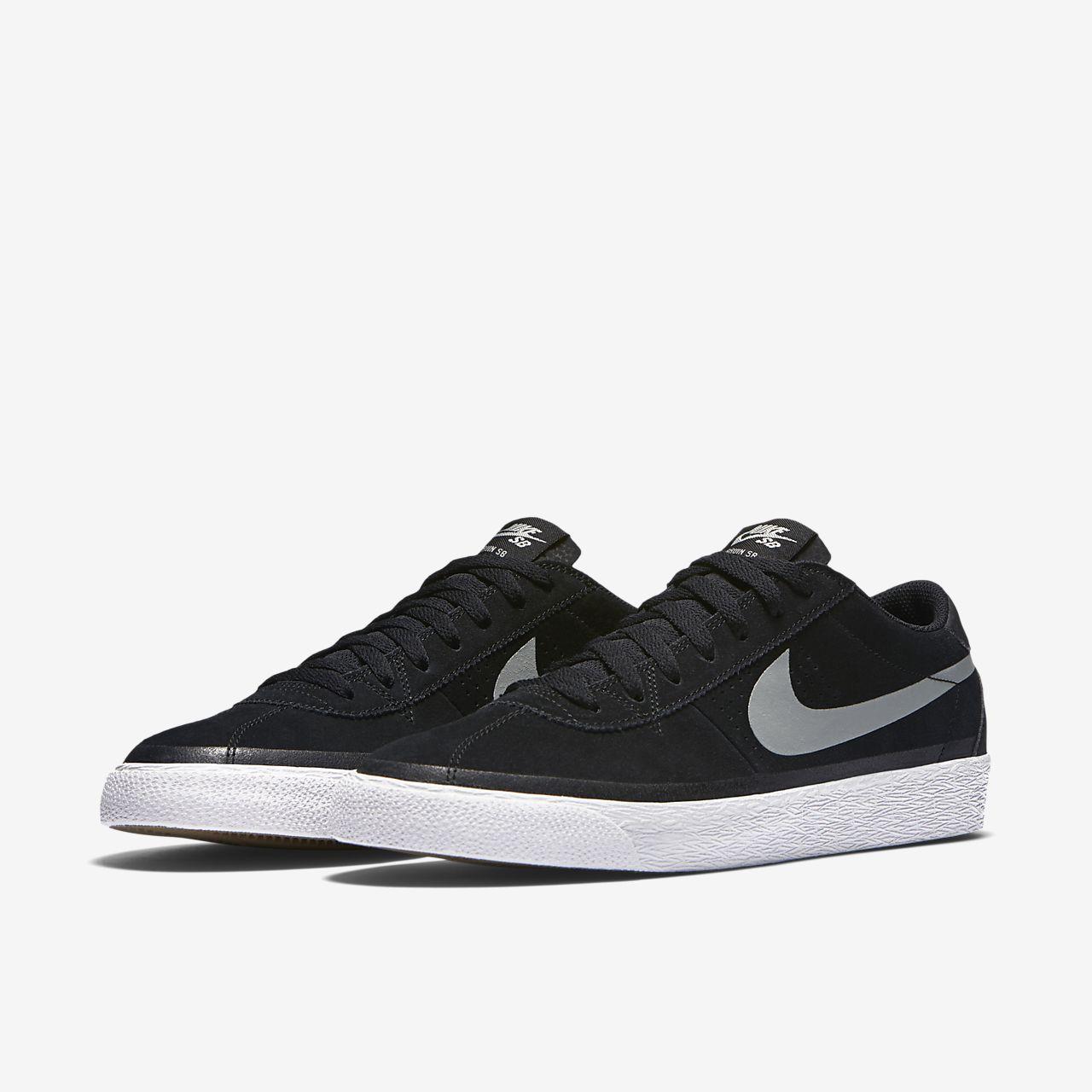 save off 858a5 acbf7 Nike SB Zoom Bruin Mens Skateboarding Shoe