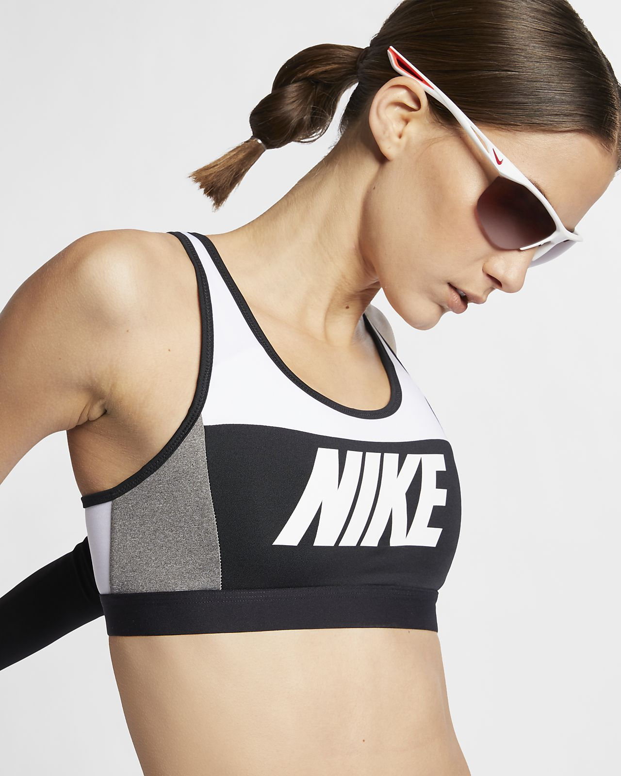 Nike Classic Women's Medium Support Sports Bra
