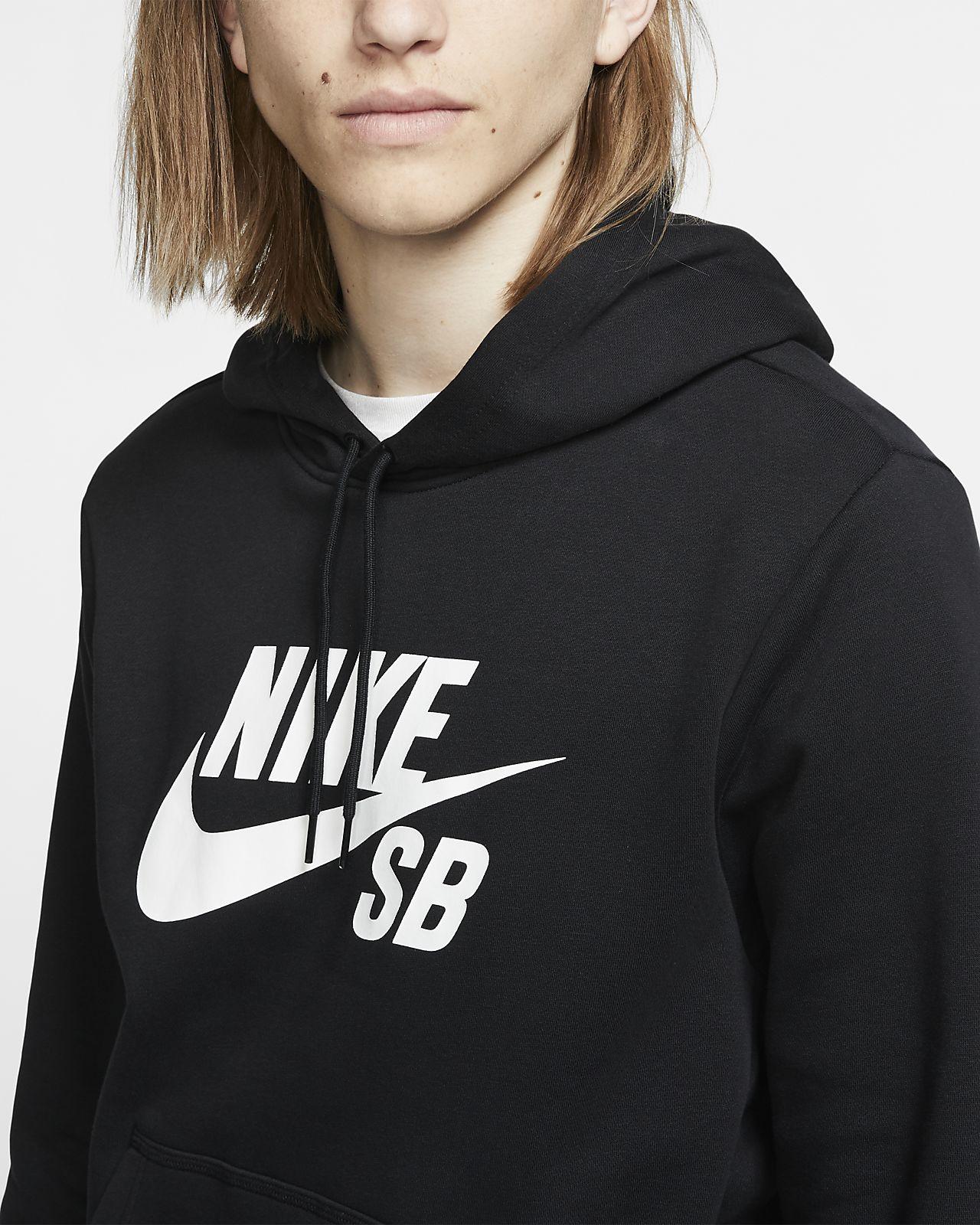 quality design 100f6 c7a39 Nike SB Icon Skateboard-Hoodie