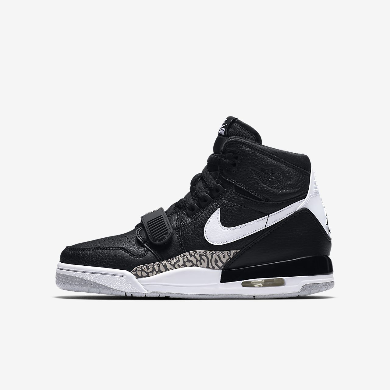 newest collection e145e 10e73 Calzado para niños talla grande Air Jordan Legacy 312