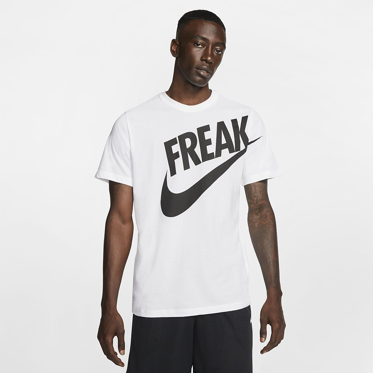 "Giannis Nike Dri-FIT ""Freak"" Basketball-T-Shirt für Herren"
