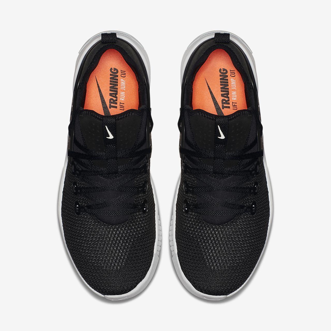 793ecddf8598c Nike Nike Free x Metcon Black White Men CrossFit Training Shoes Trainers  AH8141-001
