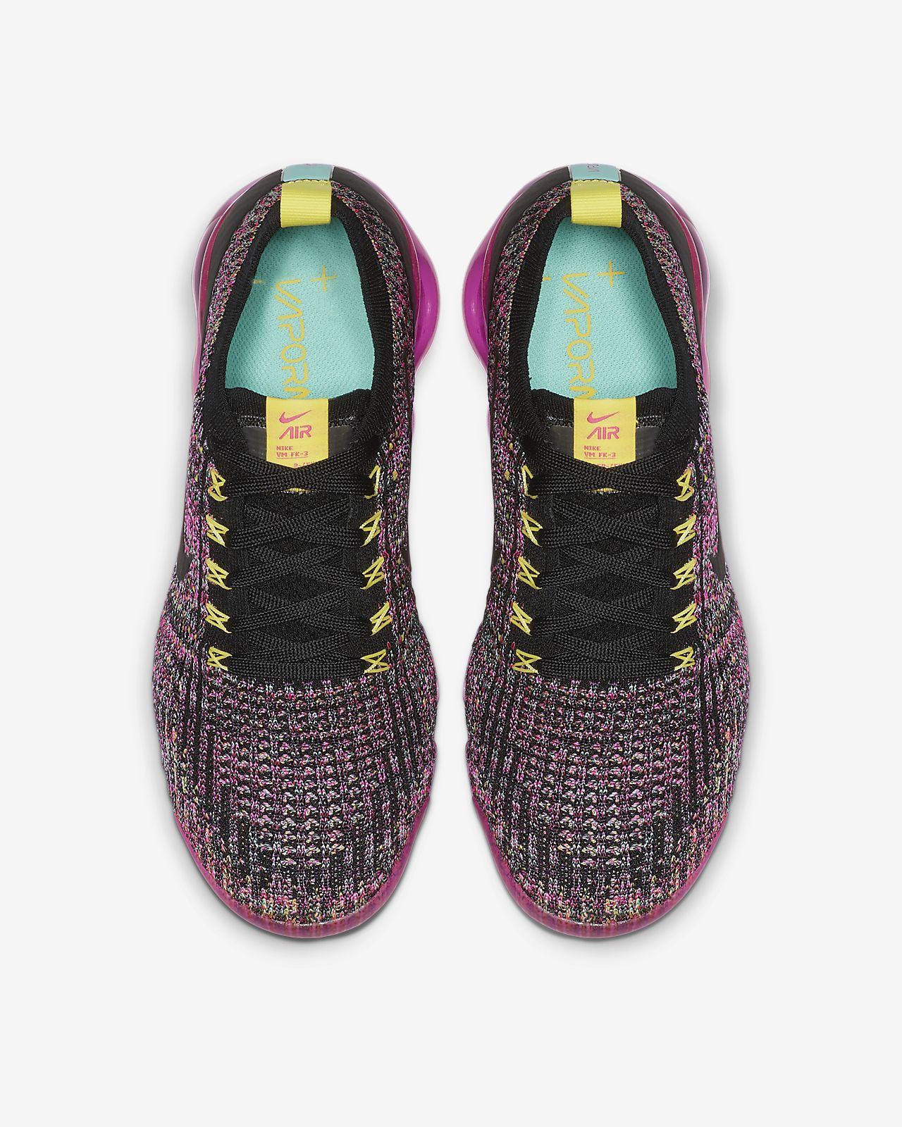 nike free for kids, 3.0 V6 Fly Line Schwarz Pink Rosa Damen