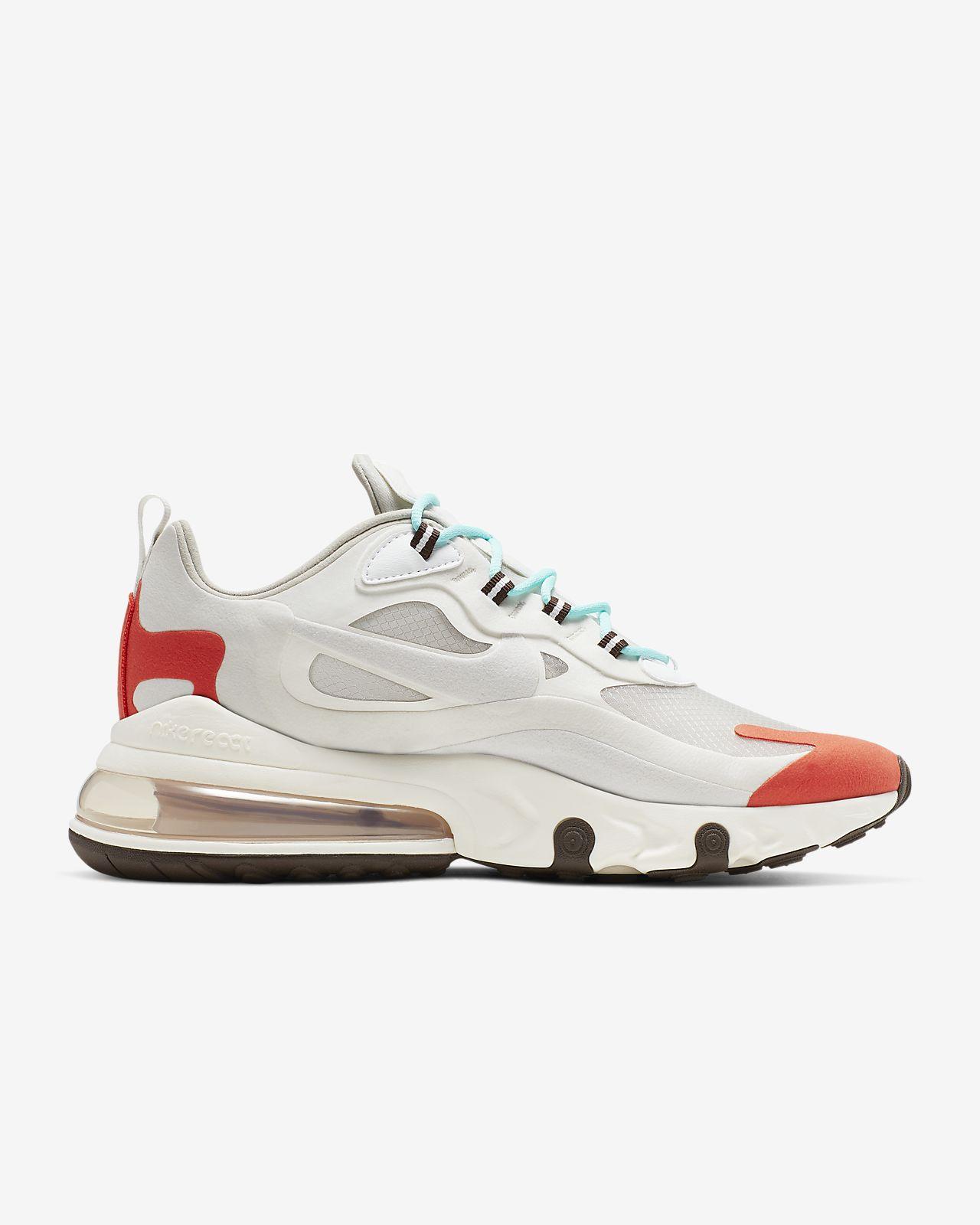 best service 41082 41756 Nike Air Max 270 React (Mid-Century Art) Men's Shoes